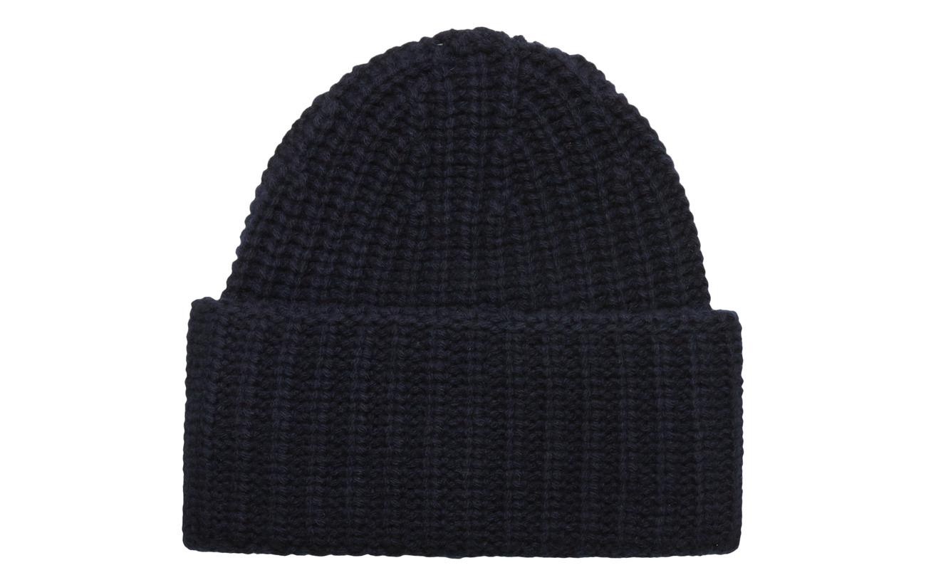 Filippa K Corinne Hat - NAVY