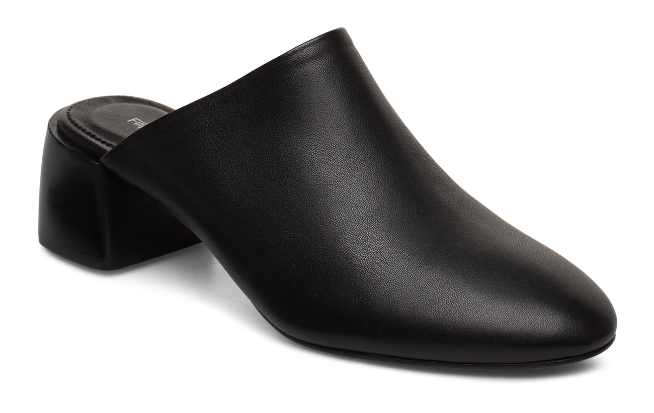 Filippa K Ember Mule - BLACK