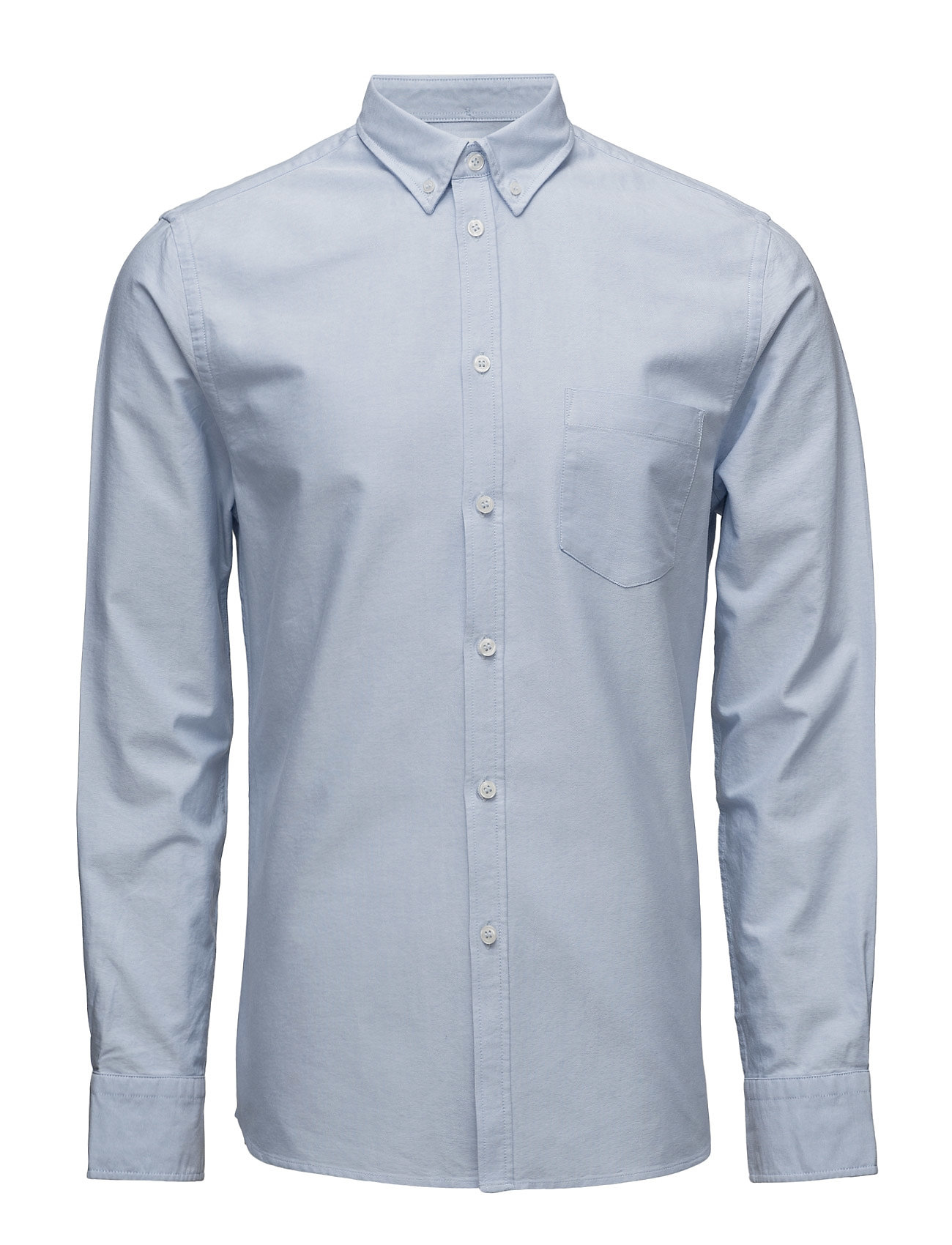 Filippa K M. Paul Oxford Shirt - LIGHT BLUE