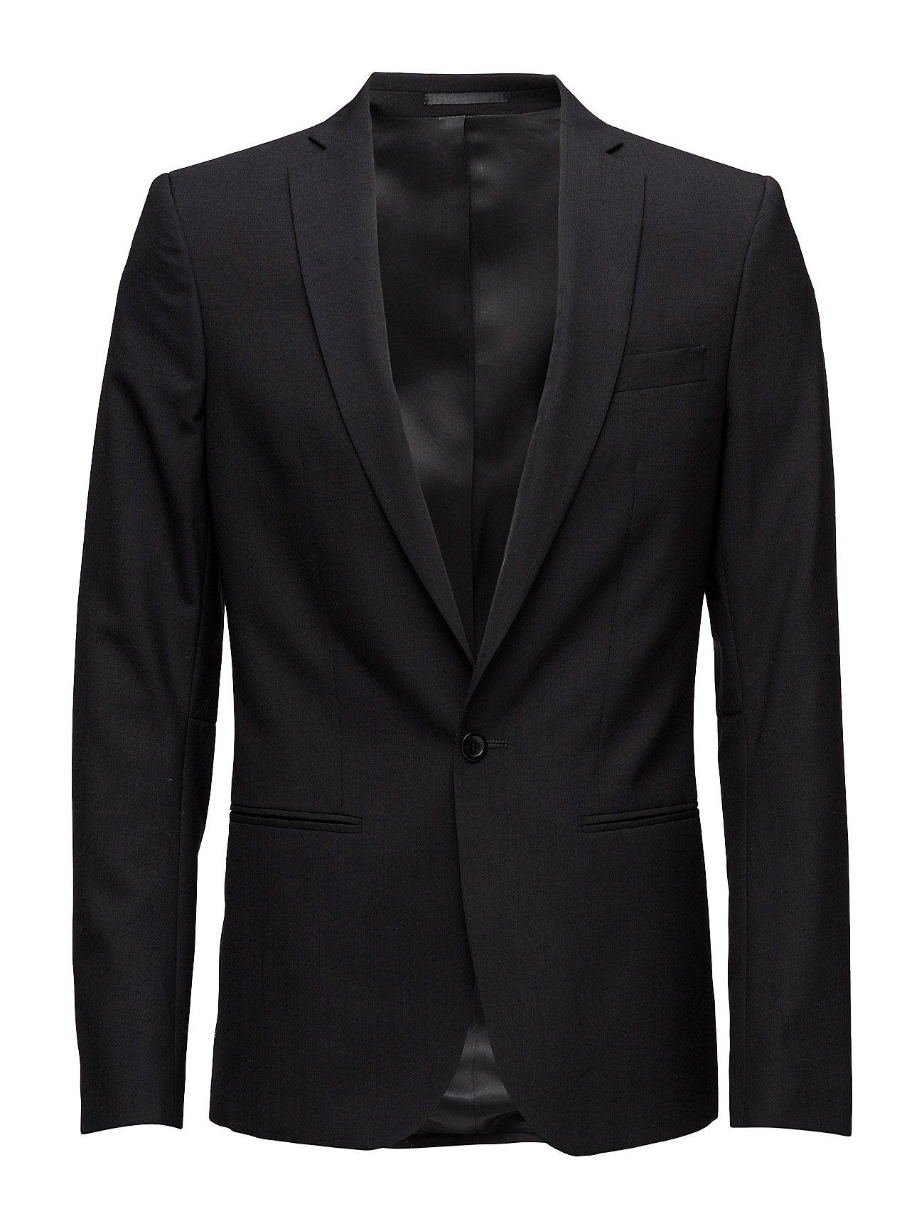 Filippa K M. Christian Cool Wool Jacket - BLACK