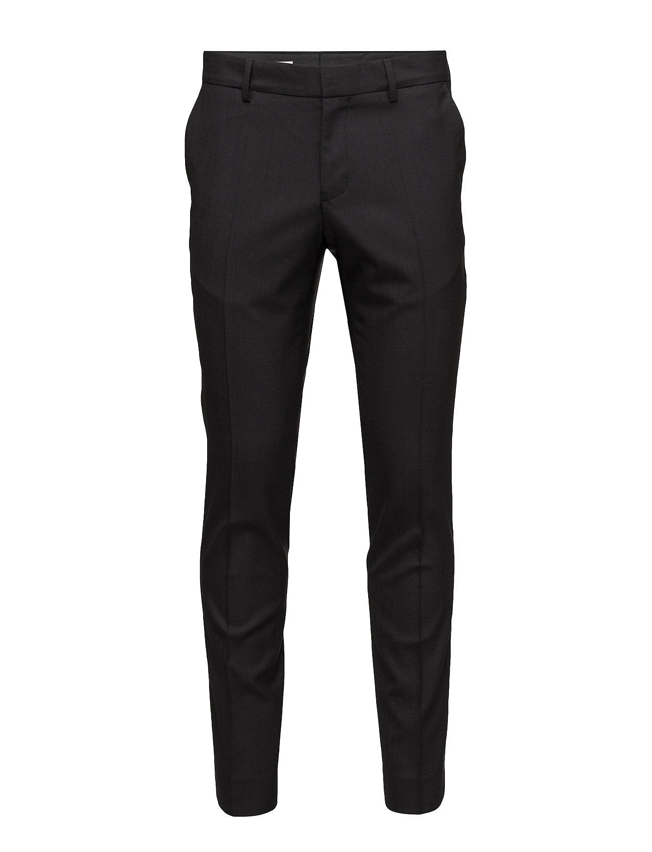 Filippa K M. Liam Cool Wool Slacks - BLACK