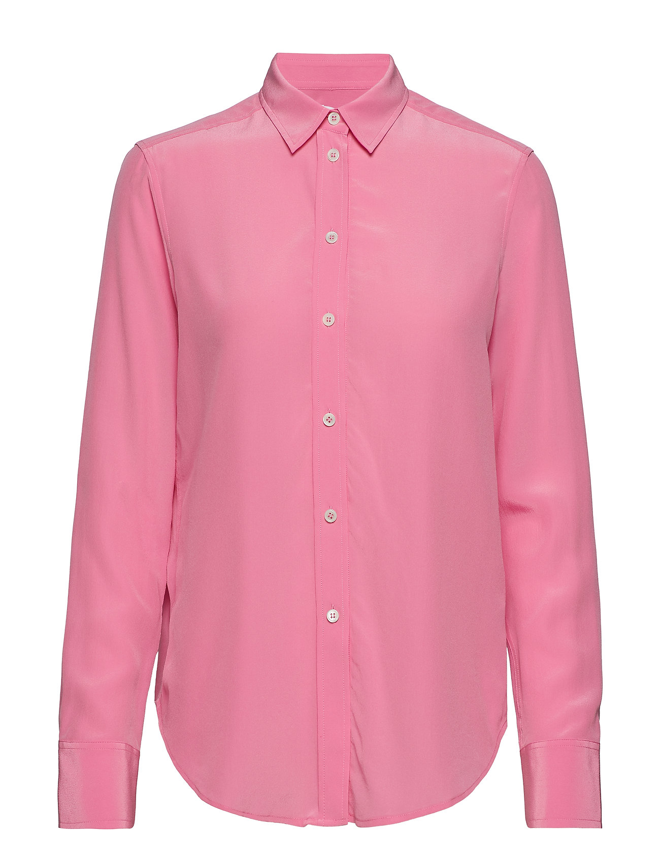 Filippa K Classic Silk Shirt - WATERLILY