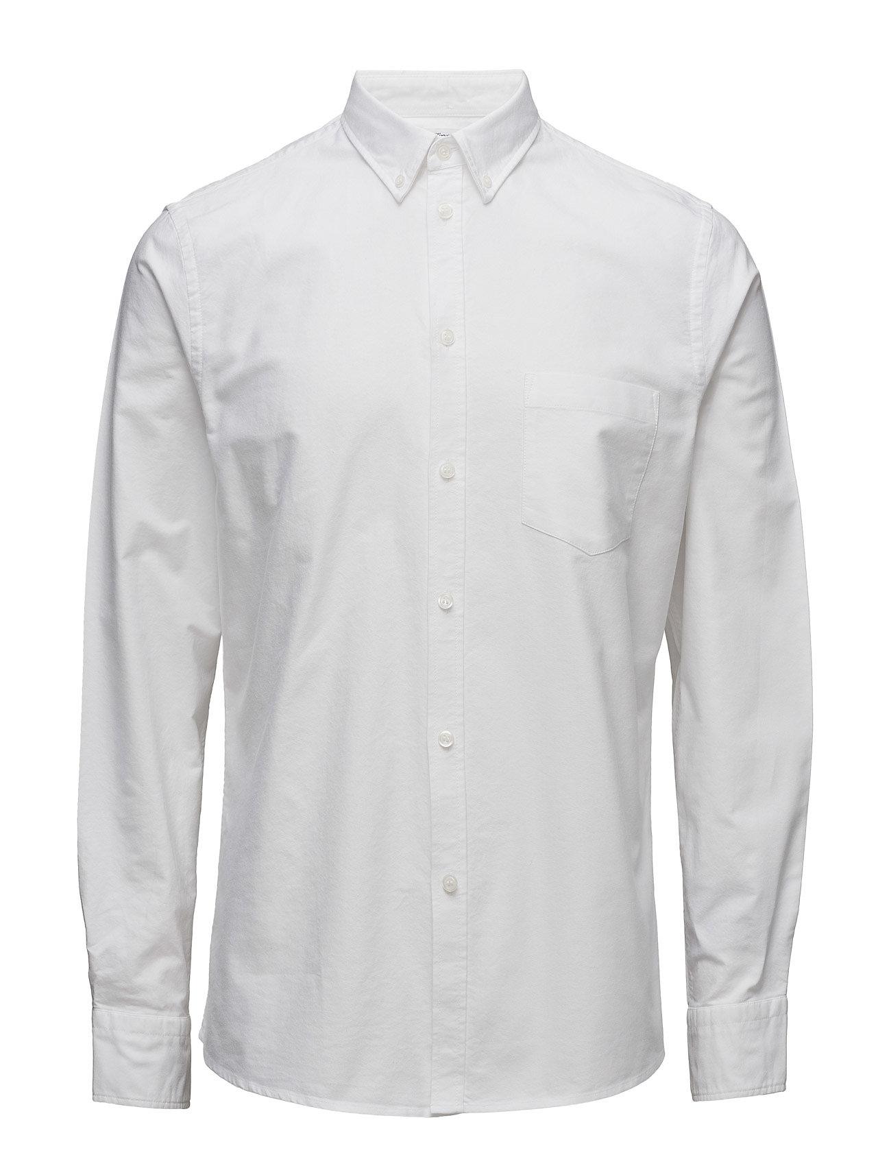 Filippa K M. Paul BD Oxford Shirt - WHITE