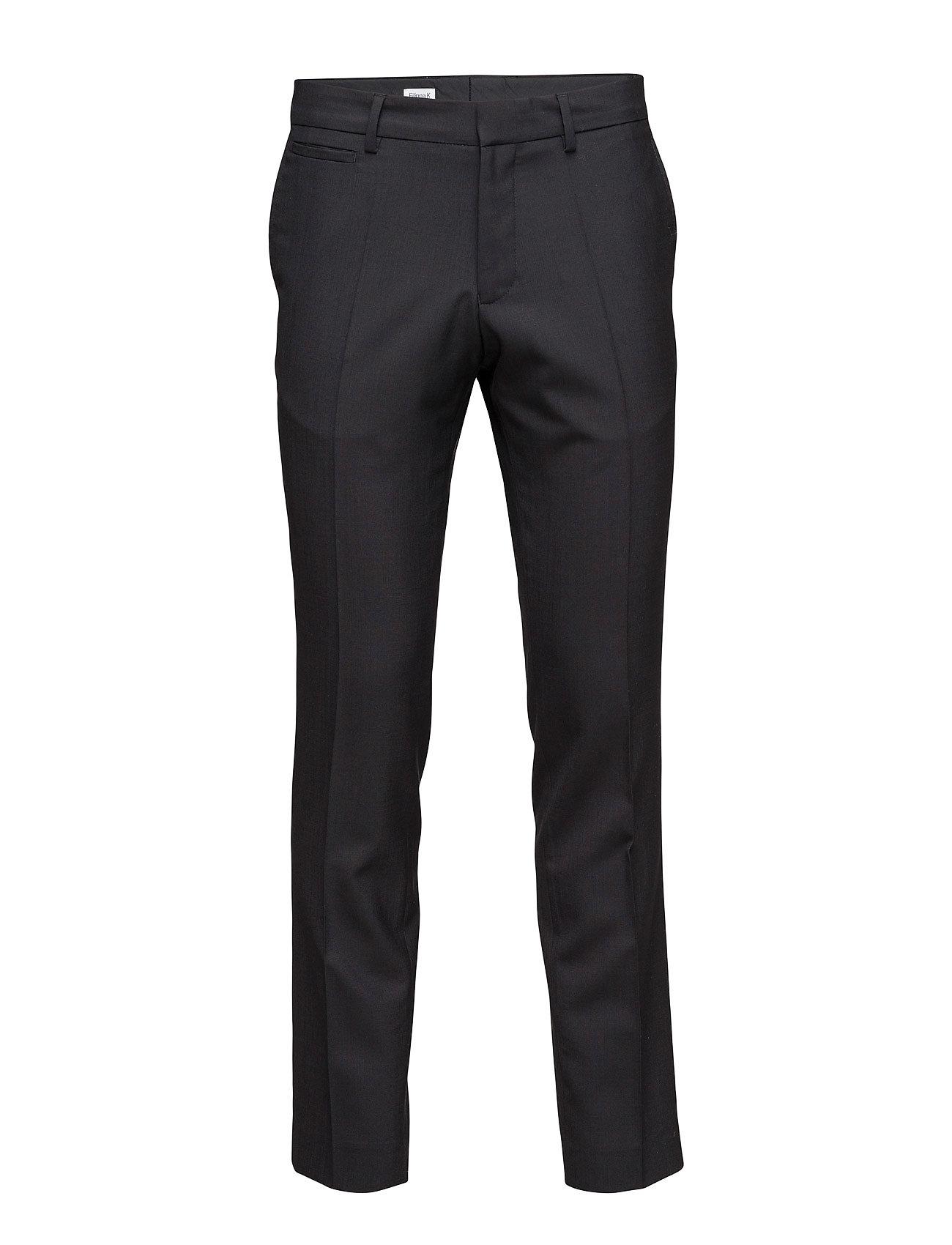 Filippa K M. Christian Cool Wool Slacks - BLACK