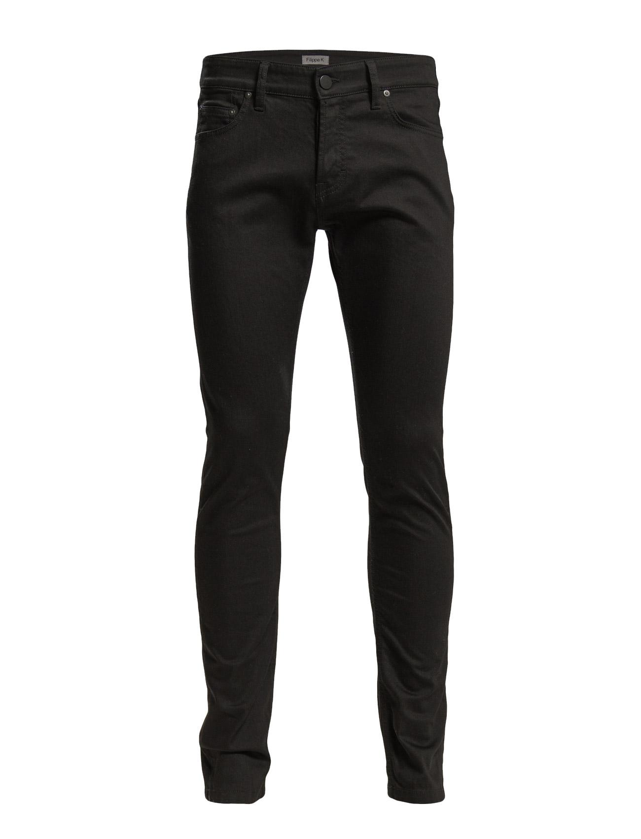 Filippa K M. Stan Ultra Black Jeans