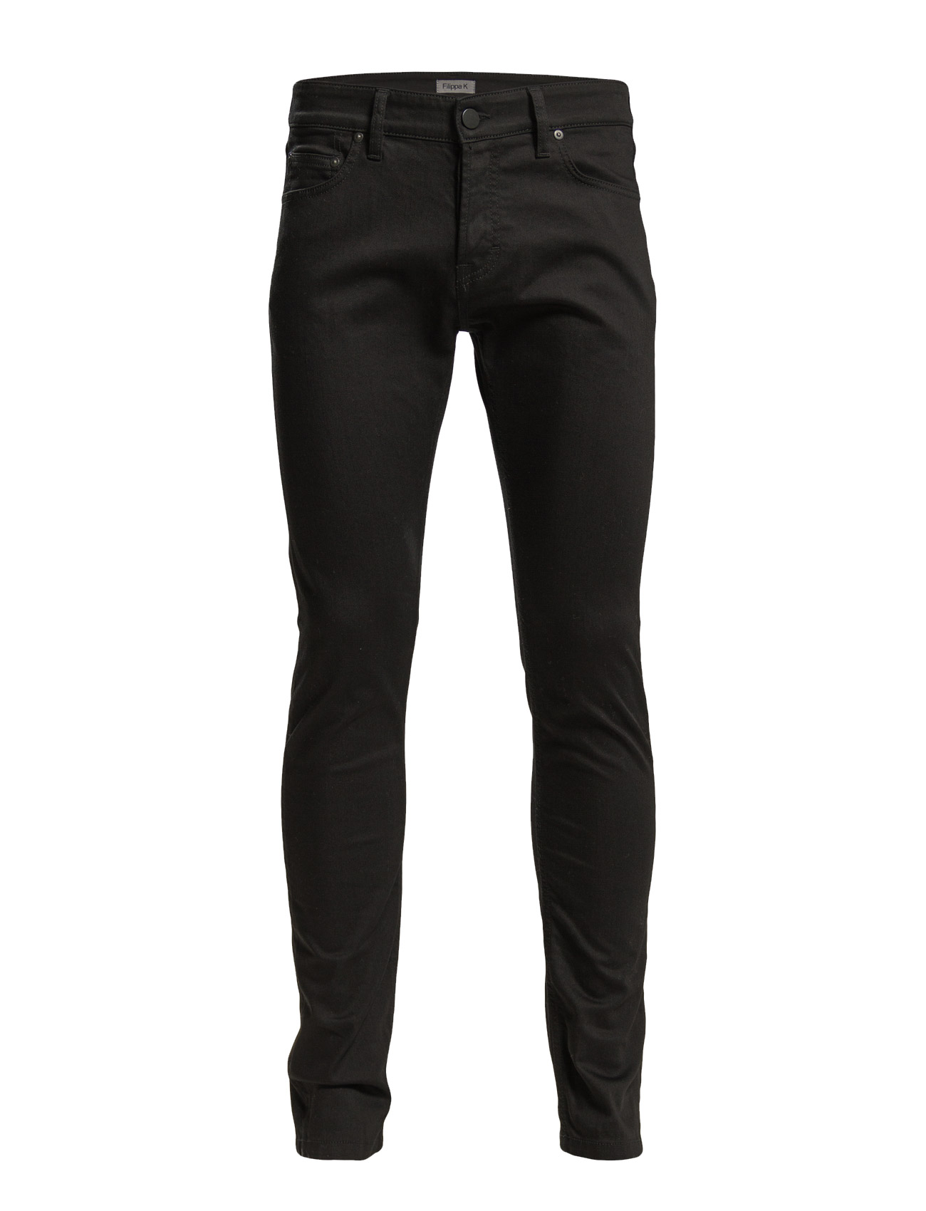 Filippa K M. Stan Ultra Black Jeans - BLACK
