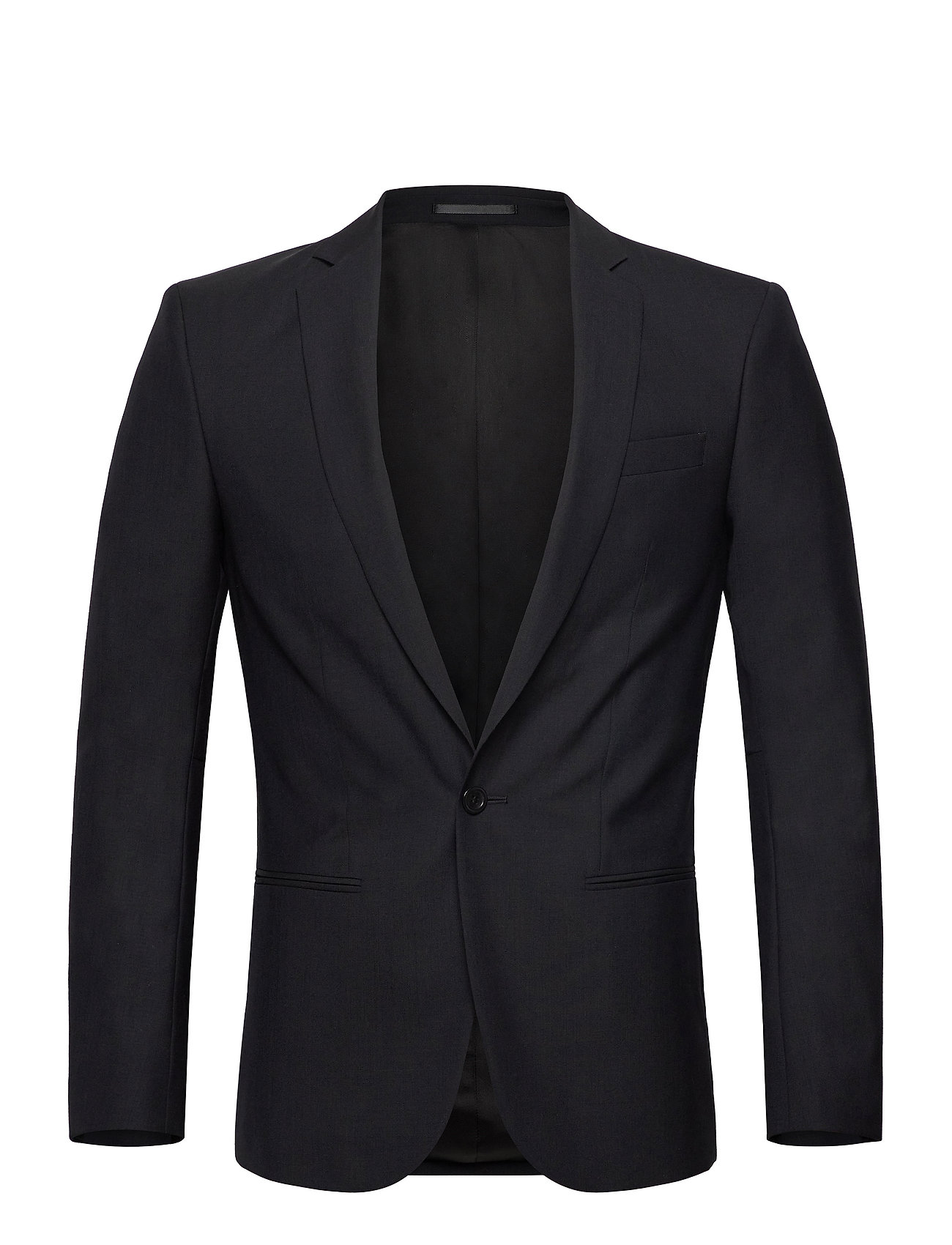 Filippa K M. Christian Cool Wool Jacket - DK. NAVY