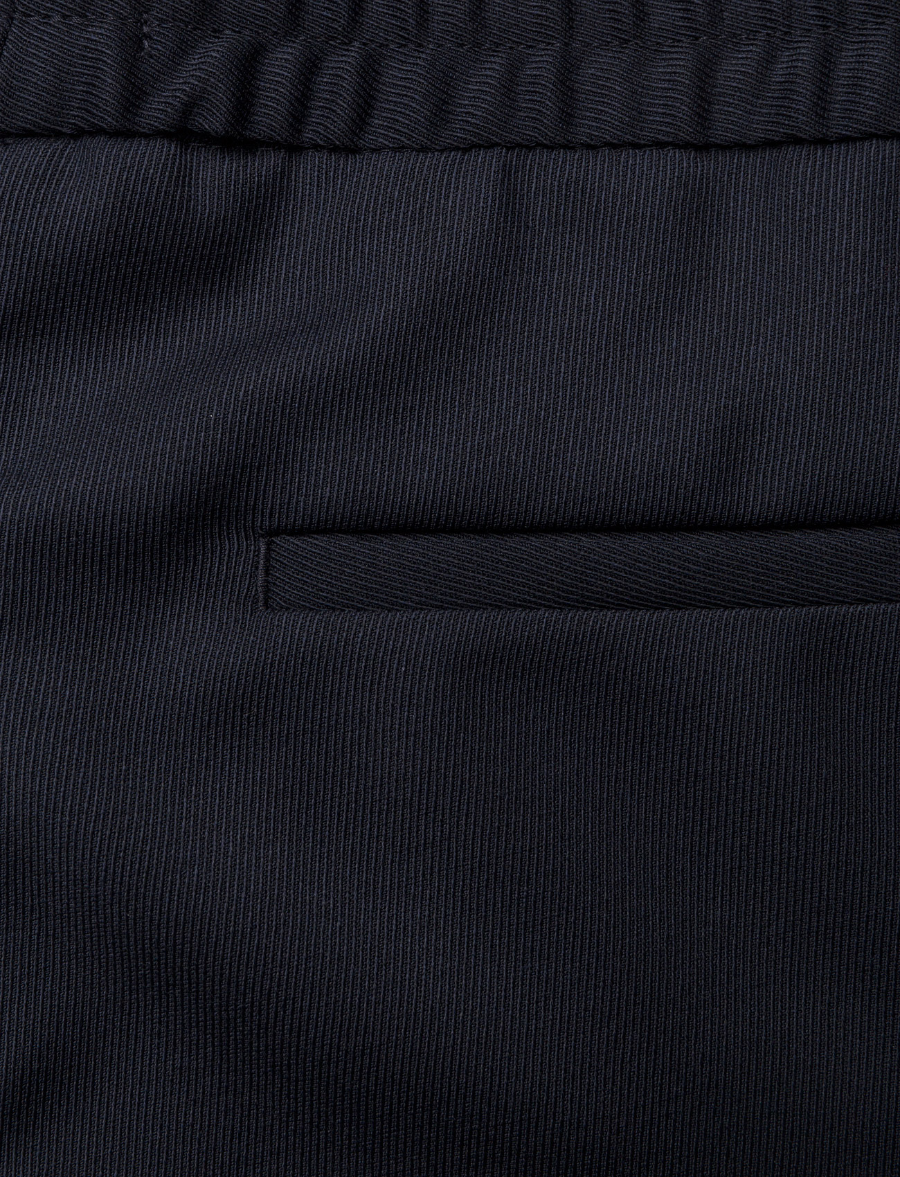 Filippa K - TERRY CROPPED TROUSER - suit trousers - navy - 3