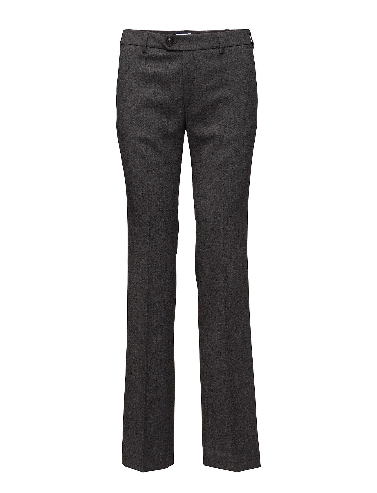 Filippa K Lily Slacks - GREY MEL.