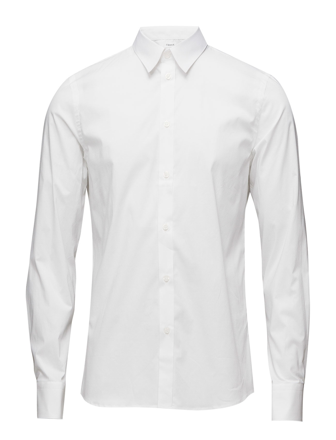 Filippa K M. Paul Stretch Shirt - WHITE