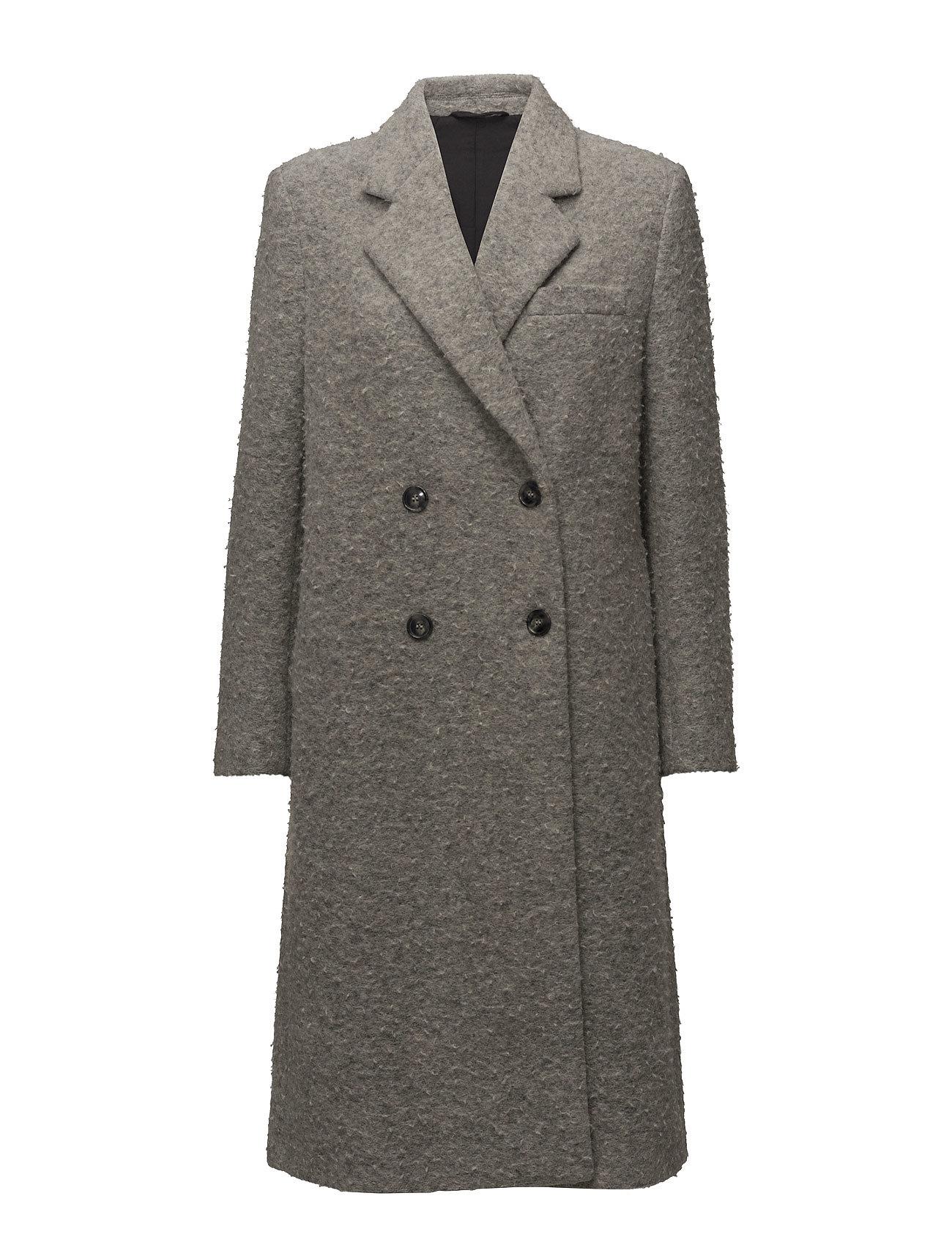Filippa K Edine Shaggy Tailored Coat