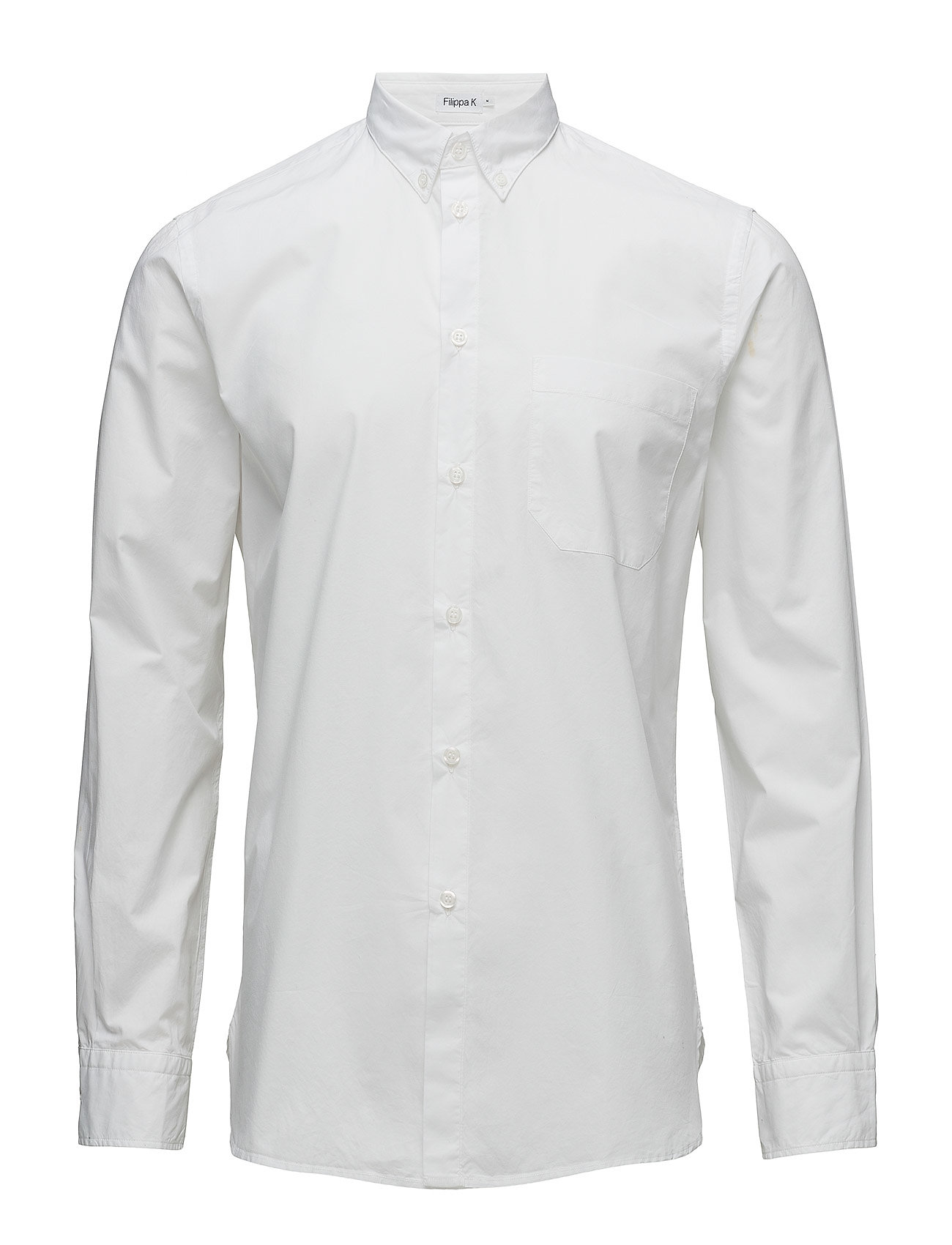 Filippa K M. Peter Washed Poplin Shirt Ögrönlar