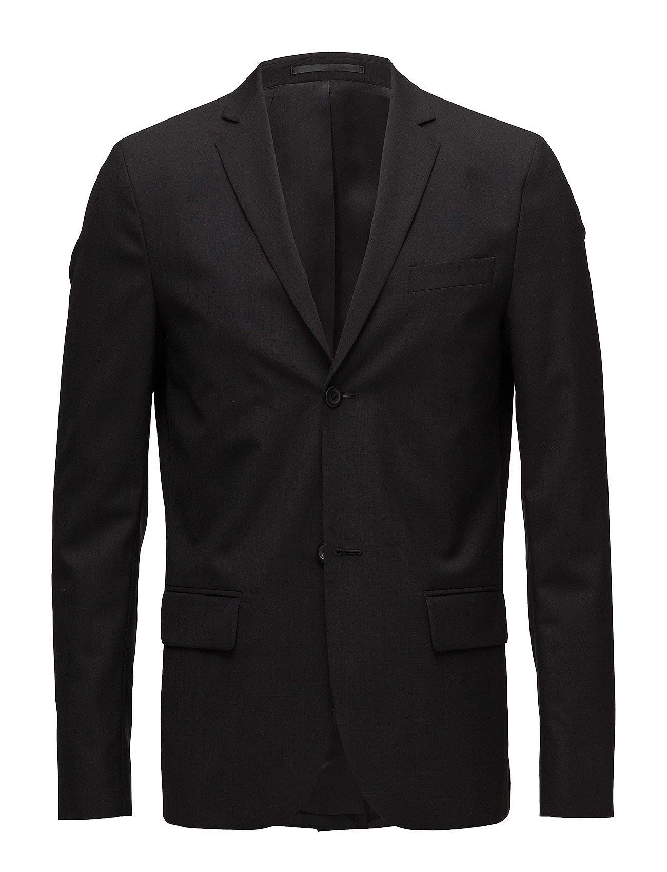 Filippa K M. Daniel Cool Wool Jacket - BLACK