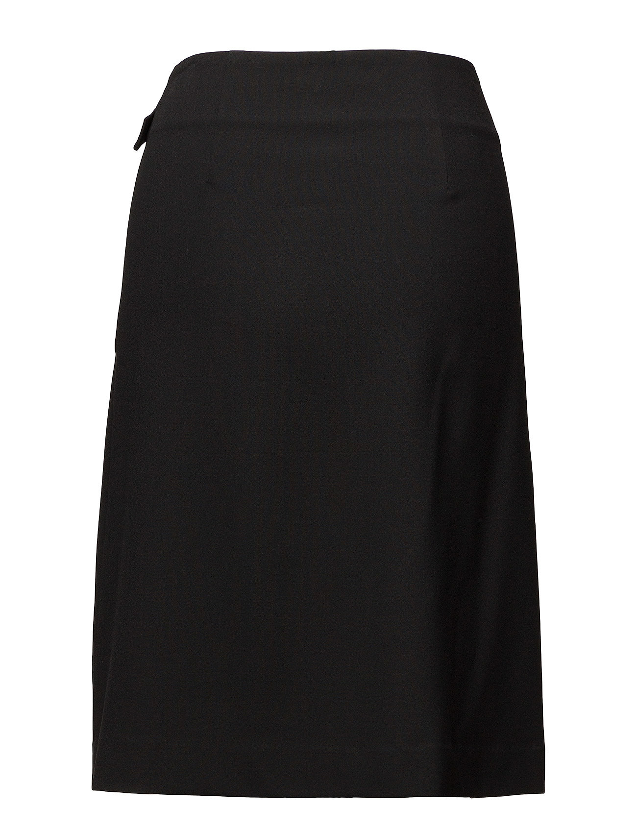 Filippa K A-line Wrap Skirt (Black), 765