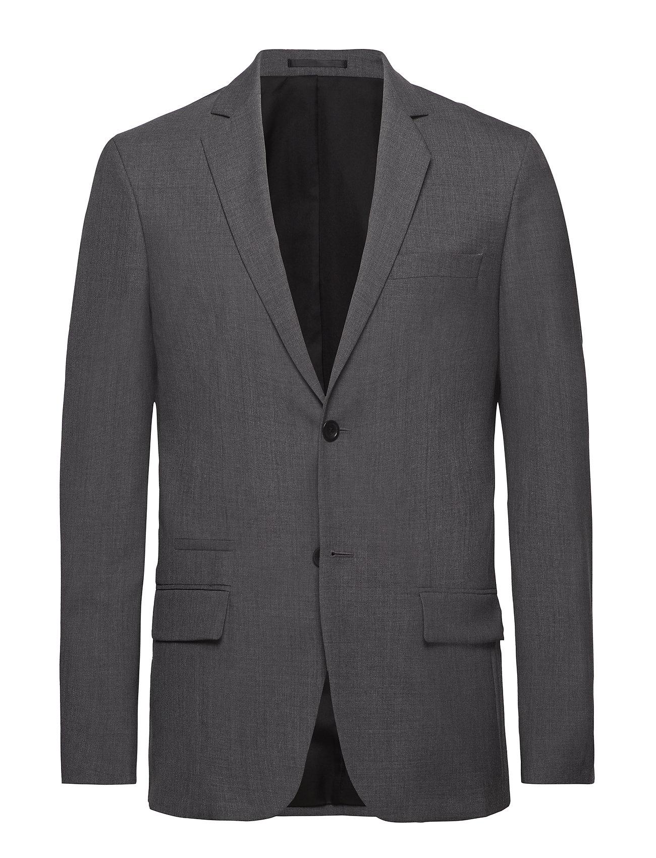 Filippa K M. Rick Wool Jacket - GREY MEL.