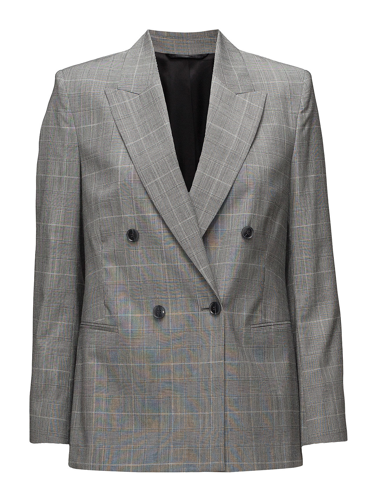 Filippa K Katie Check Suit Jacket - CHECKS