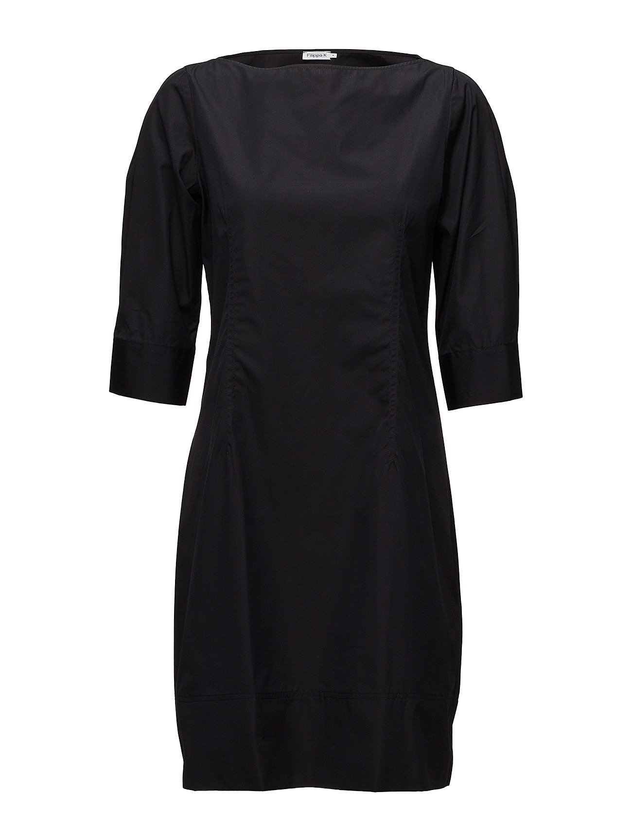 6302a28b6223 Poplin Dress (Black) (770 kr) - Filippa K -