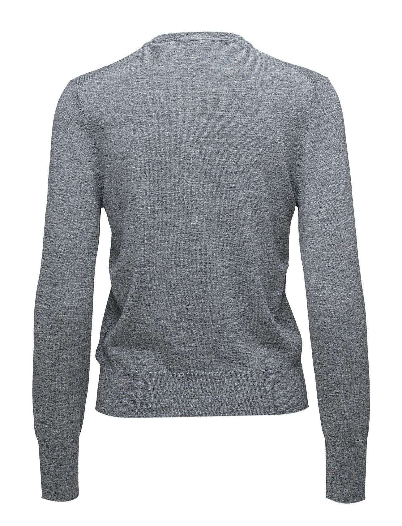MFilippa Cardiganmid Merino K Grey Short 8nwmN0