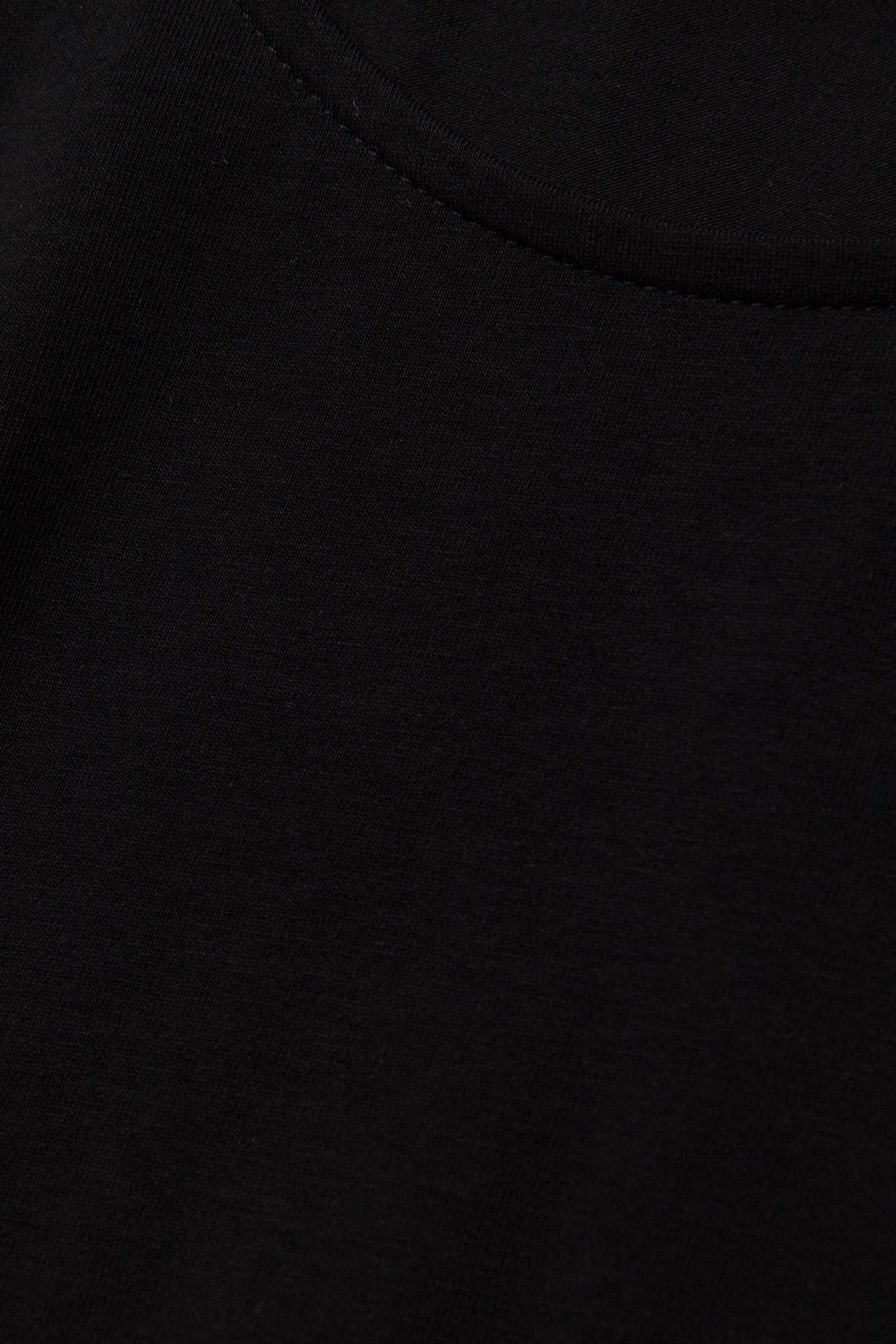 Filippa K - Cotton Stretch Tank Top - tops zonder mouwen - black - 2