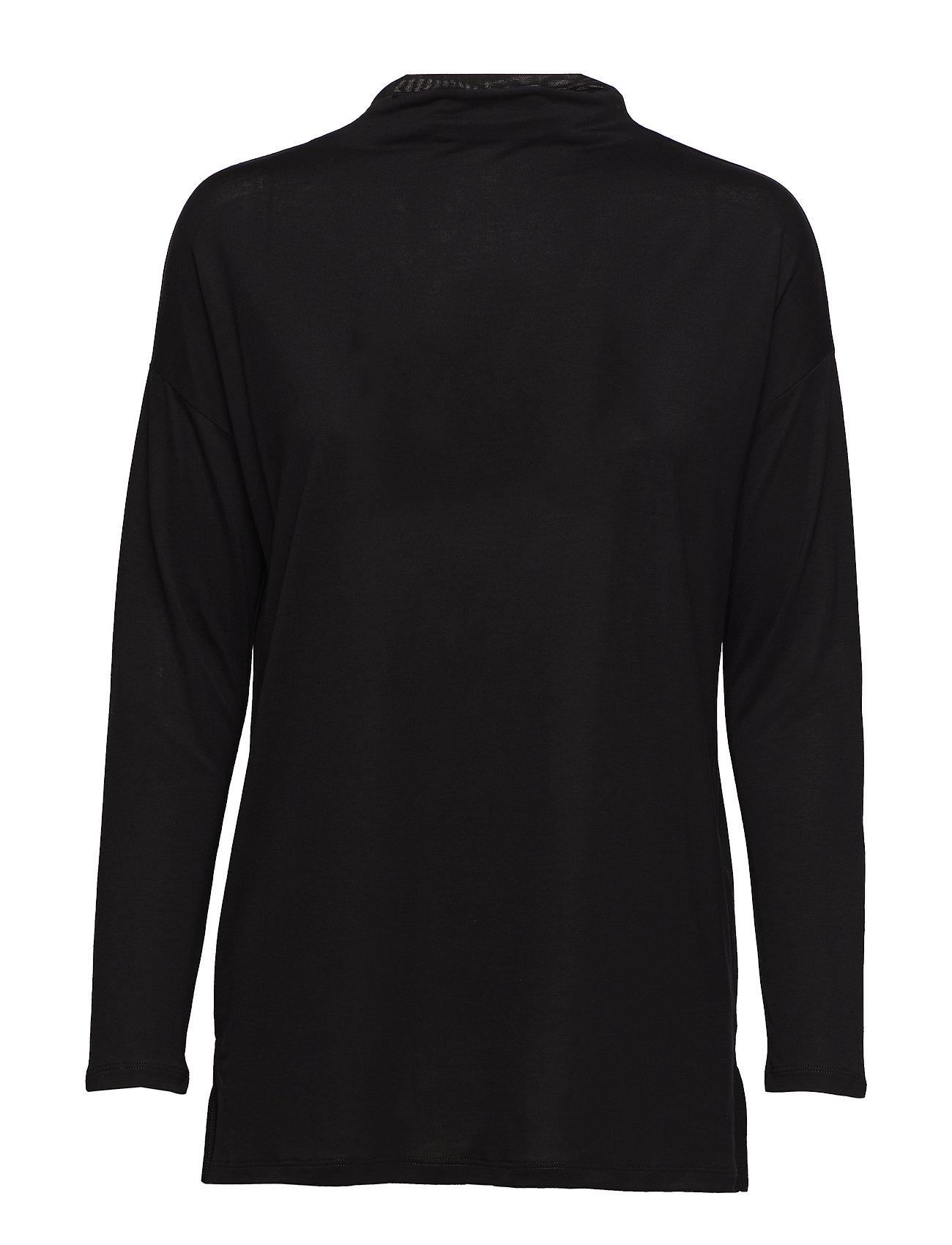 Filippa K Tencel Tunic - BLACK