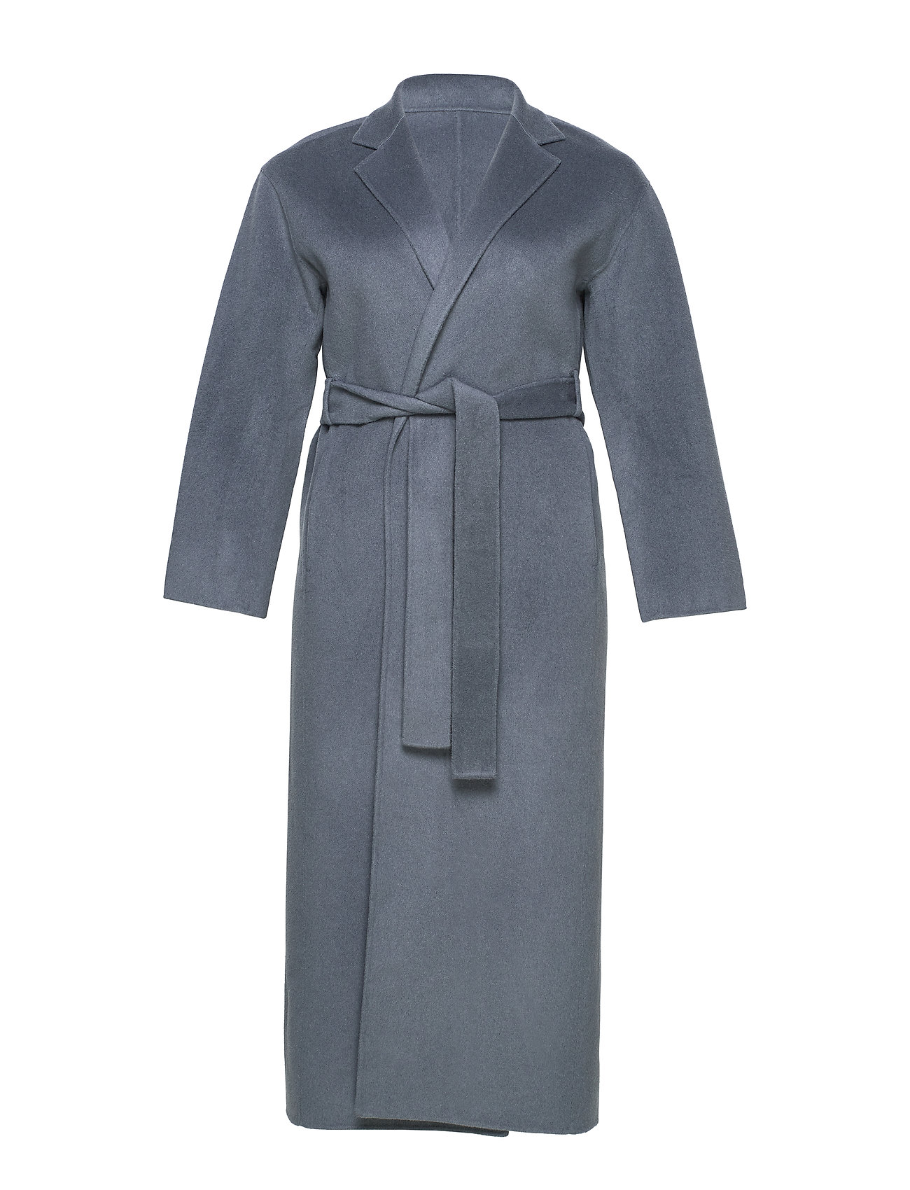 Filippa K Alexa Coat - BLUE GREY