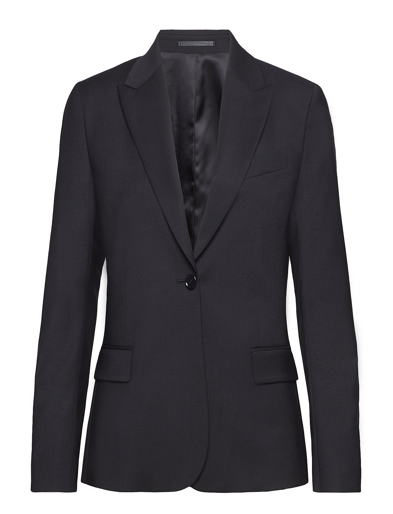 Image of Sasha Cool Wool Blazer Blazer Sort Filippa K (3347377755)