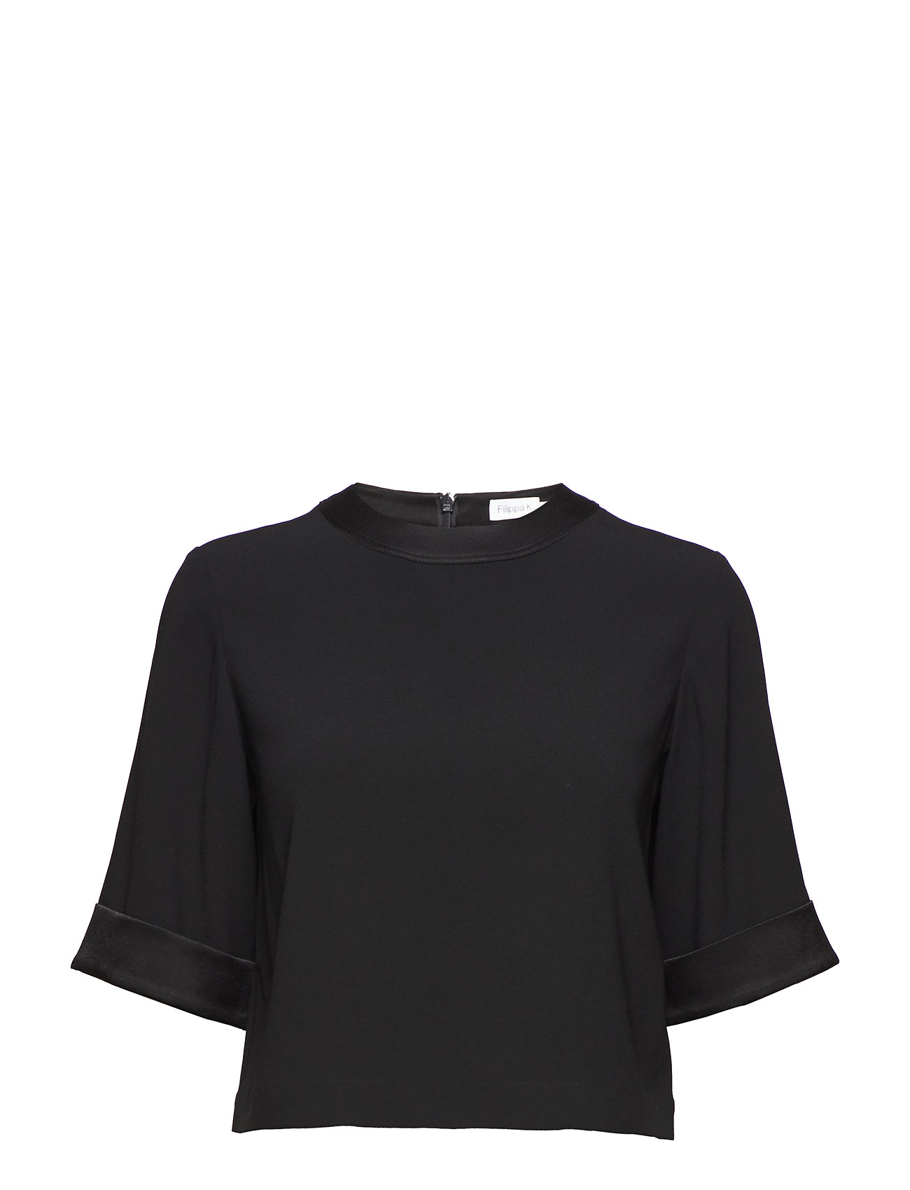 Filippa K Cropped Top Ögrönlar