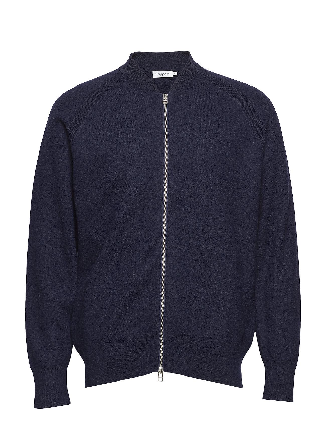 Filippa K M. Boiled Wool Zip Jacket 459589278