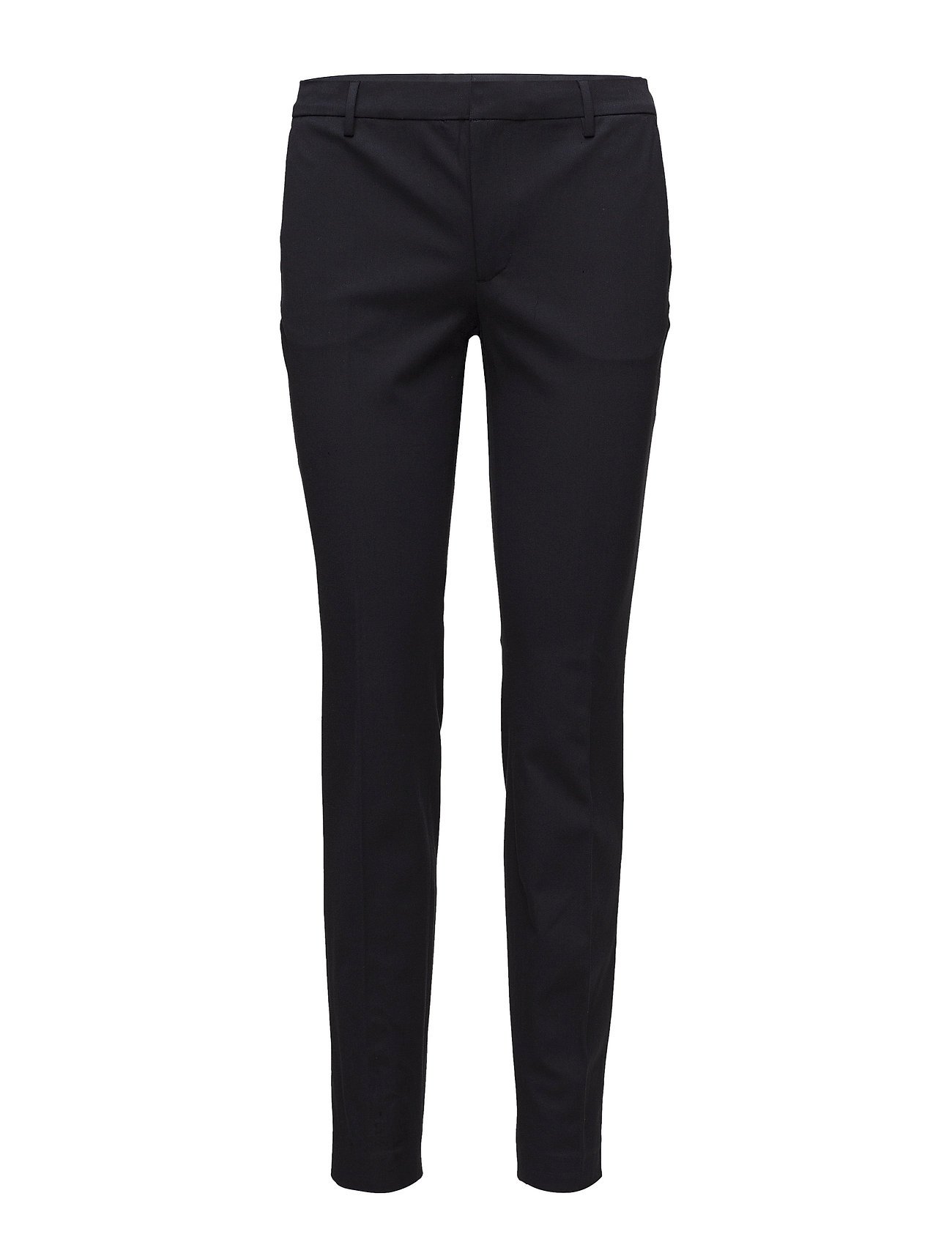 Filippa K Sophia Cotton Stretch Trousers - NAVY