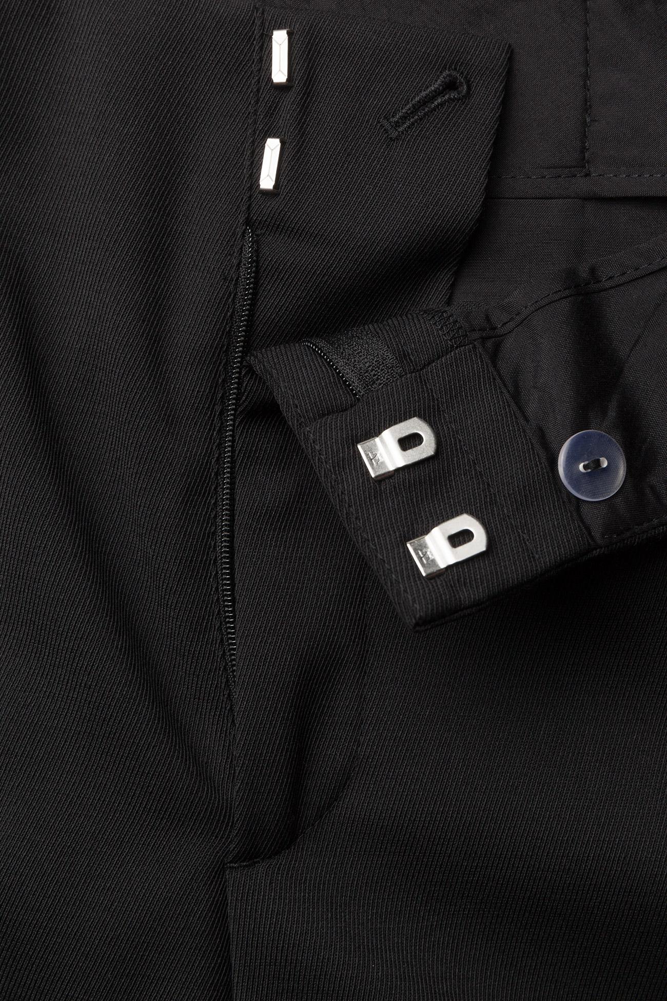 Filippa K - Karlie Trousers - broeken med straight ben - black - 4