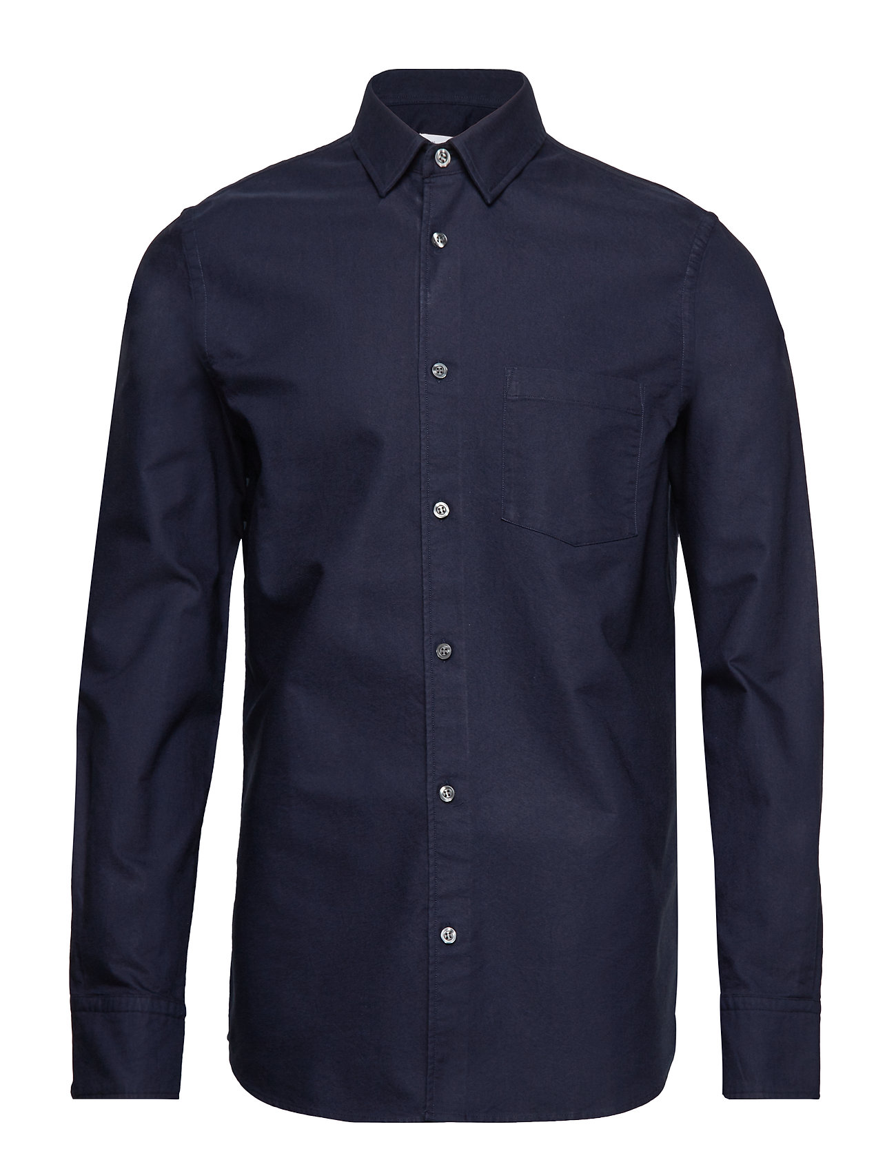 Filippa K M. Tim Oxford Shirt - DEEPWATER