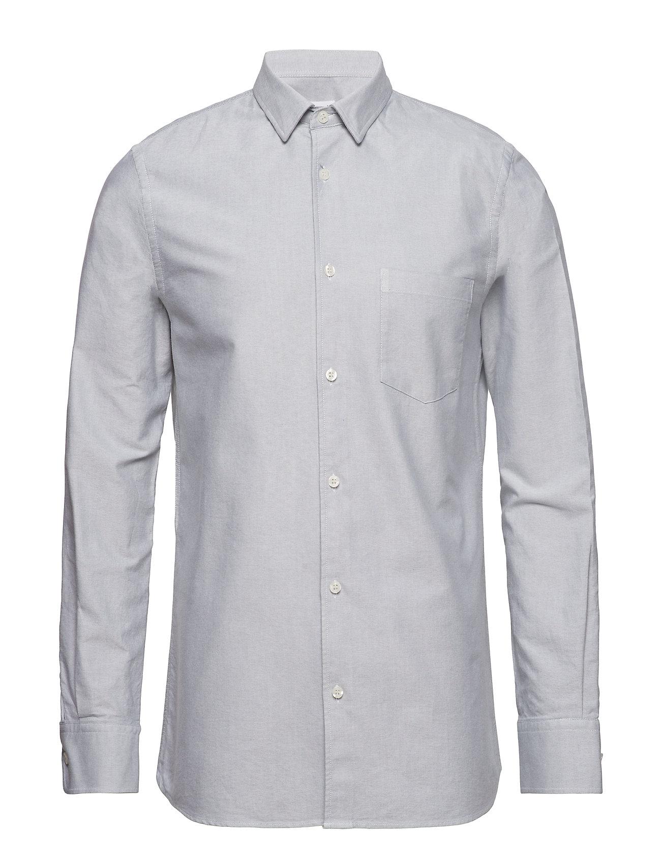 Filippa K M. Tim Oxford Shirt - PLATOON/WH