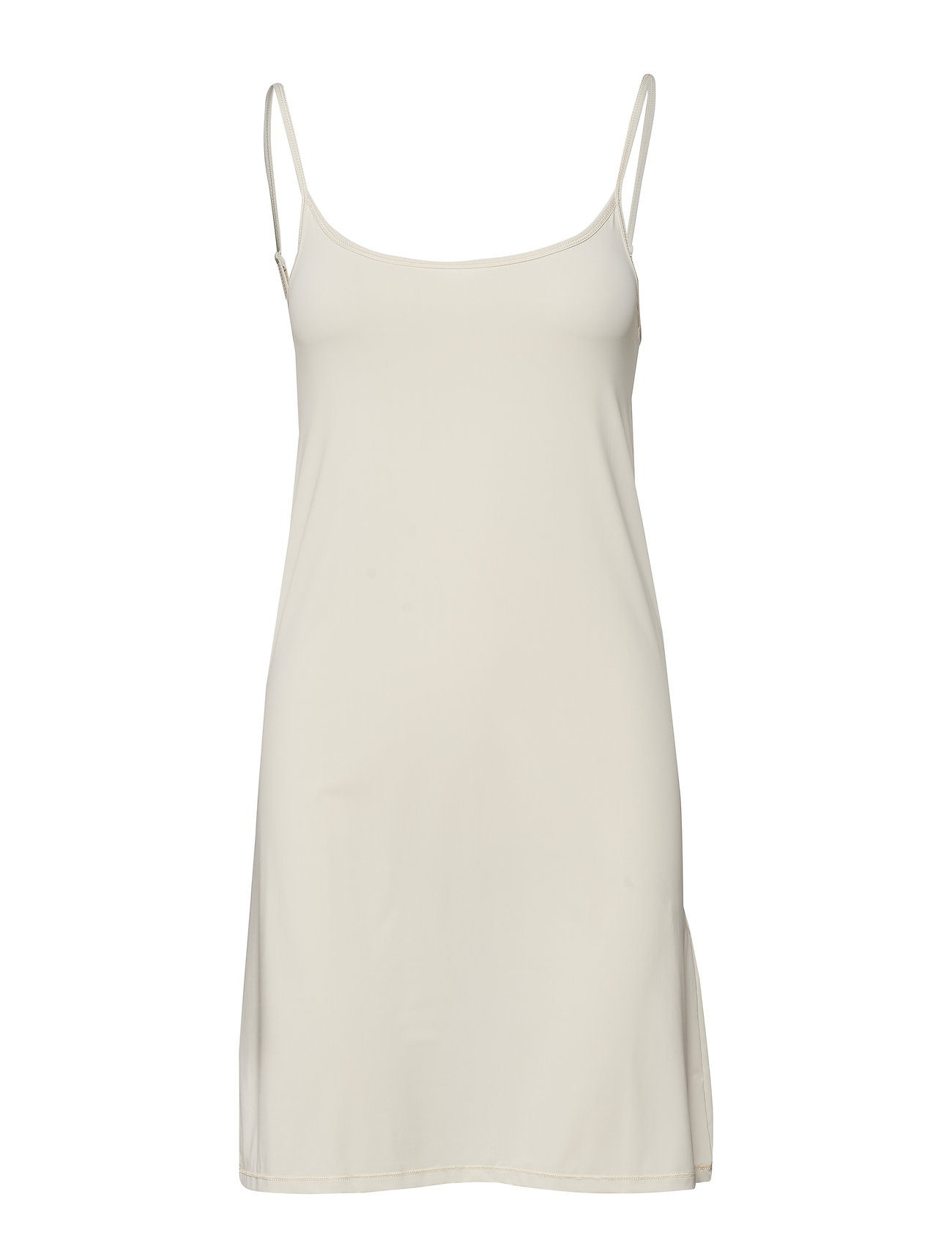 Filippa K Tech Slip Dress - BISQUE