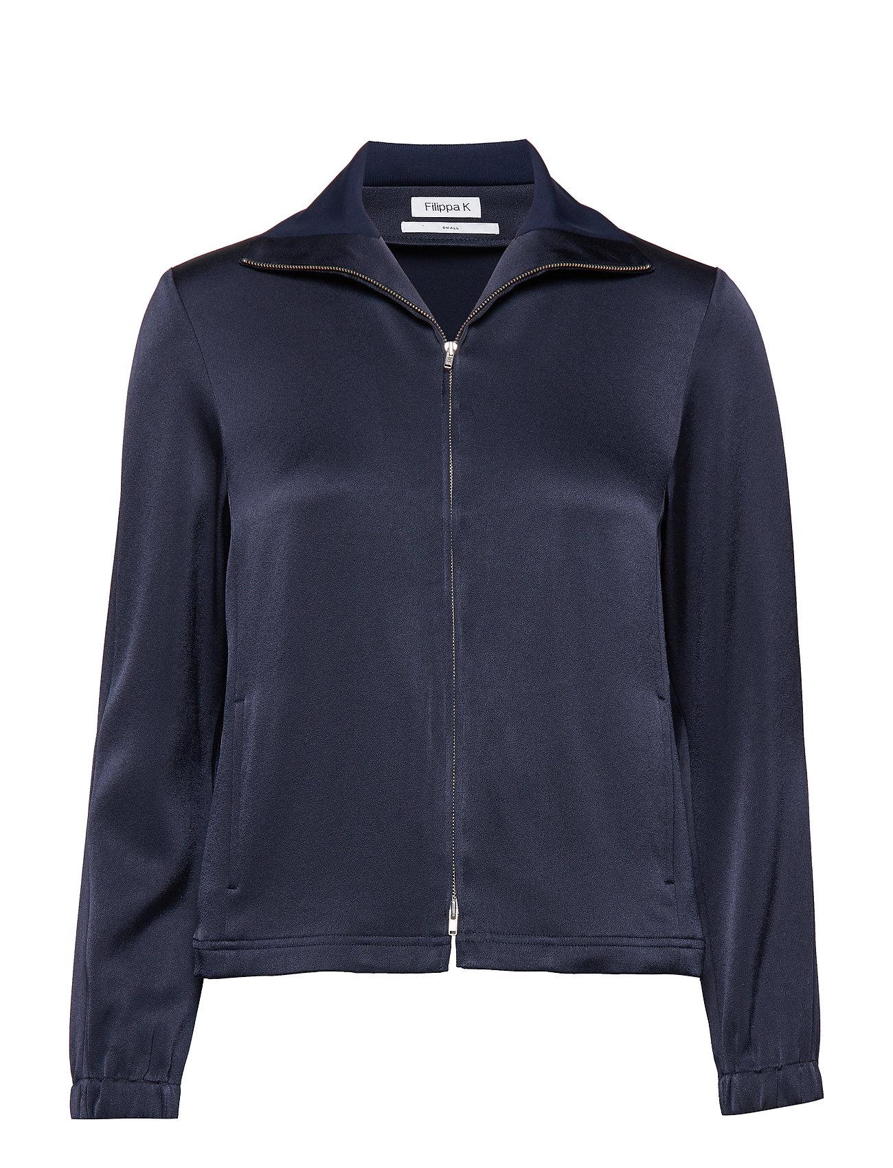 Filippa K Satin Jacket Ytterkläder