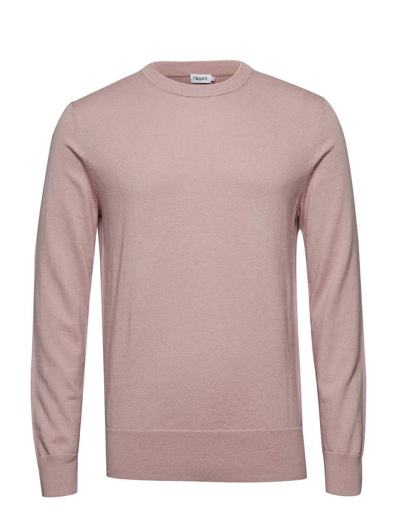 Filippa K M. Cotton Merino Basic Sweater Ögrönlar