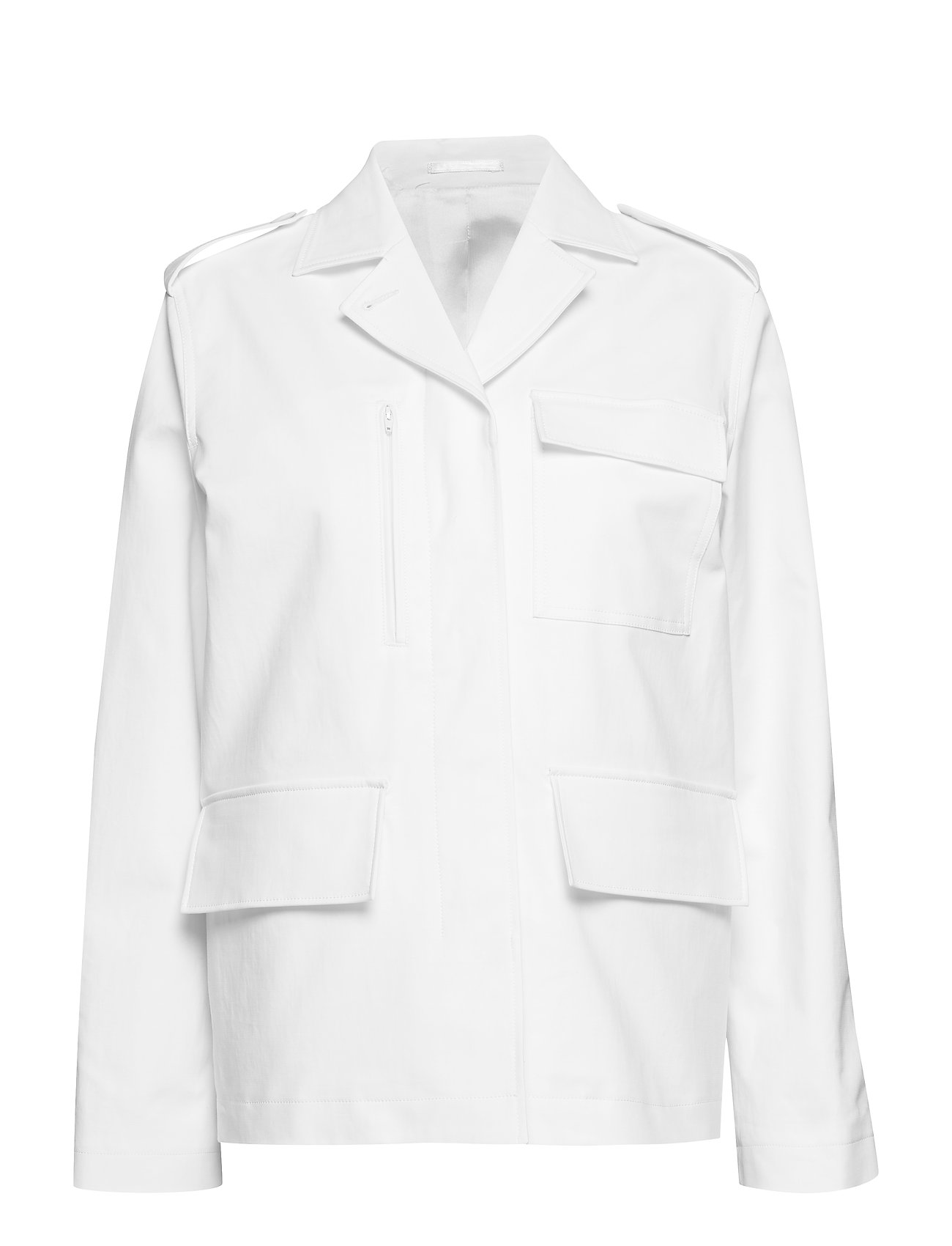 Filippa K Ray Jacket - WHITE