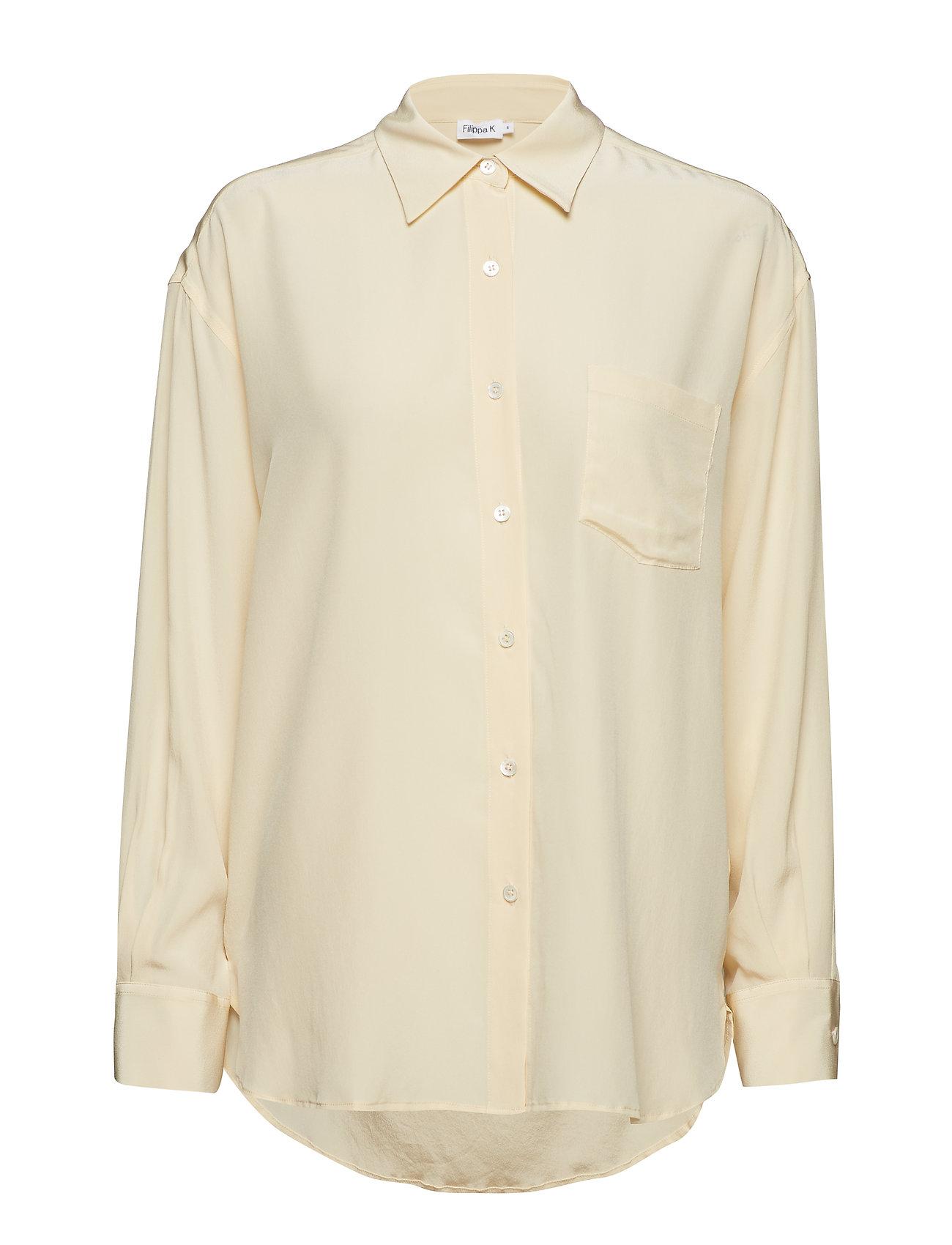 Filippa K Toni Silk Shirt Ögrönlar