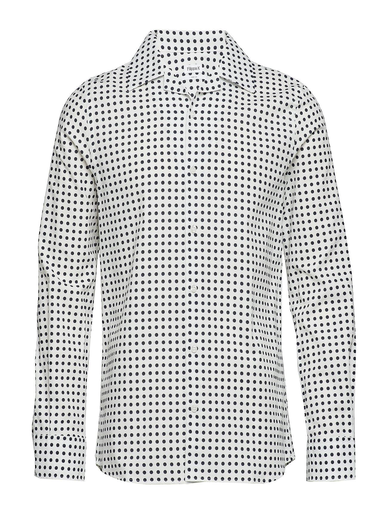 Filippa K M. Jean-Paul Dot Print Shirt