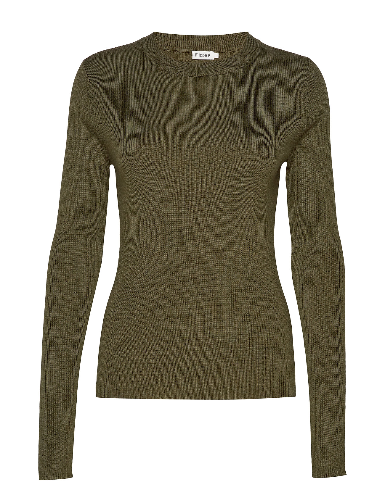 Filippa K Billy Sweater - FOREST