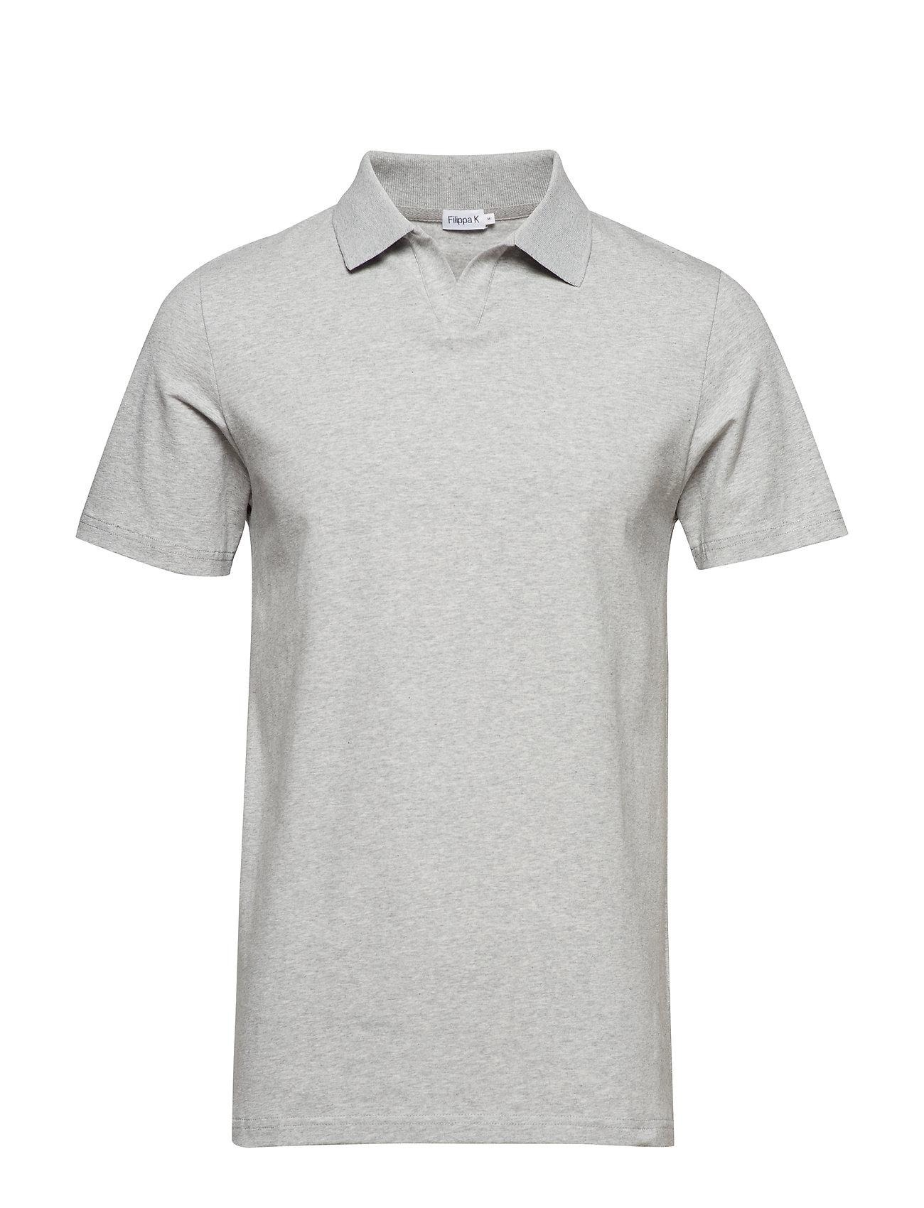 M. Lycra Polo T Shirt
