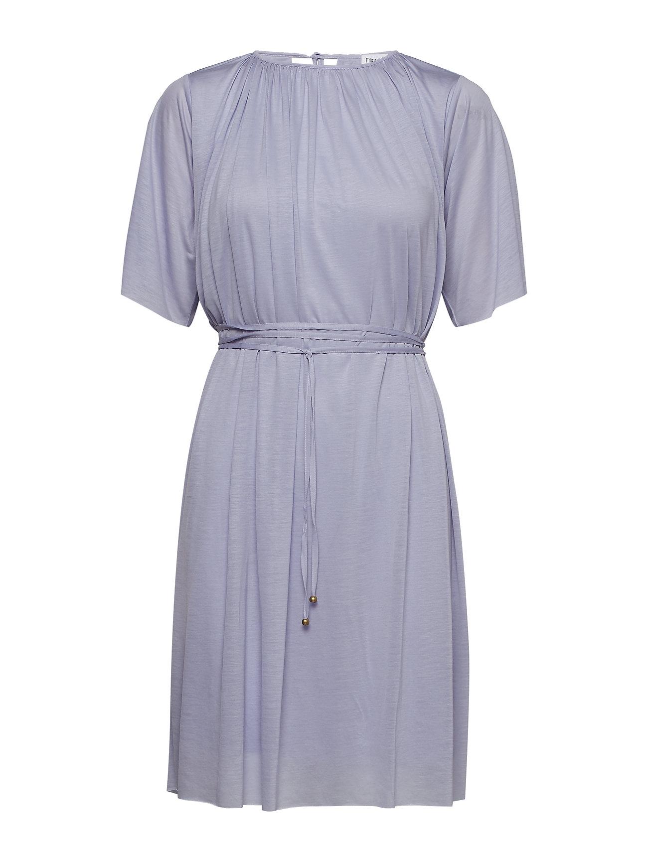 Filippa K Gatheröd Tie Waist Dress Klänningar