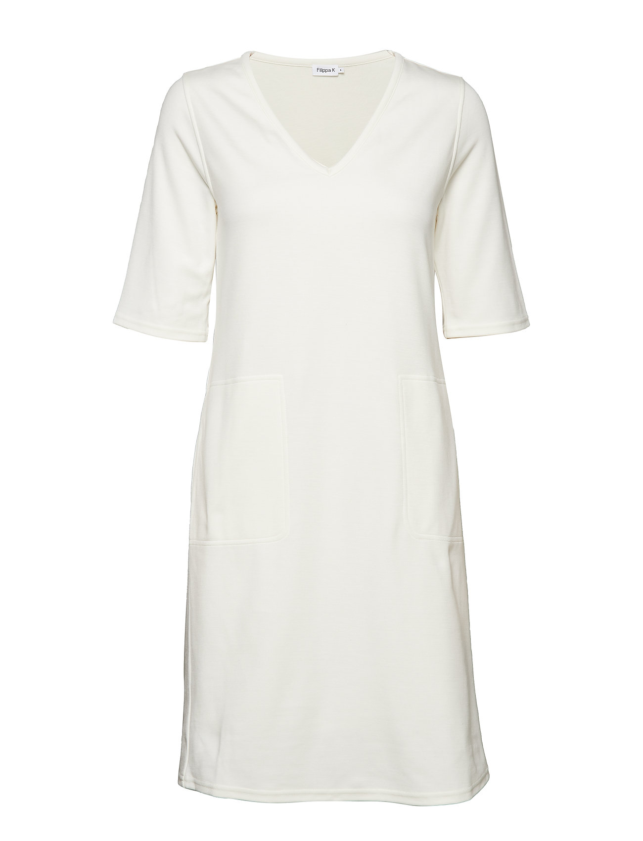 T Dressoff K Double shirt Face WhiteFilippa L5cRq34Aj