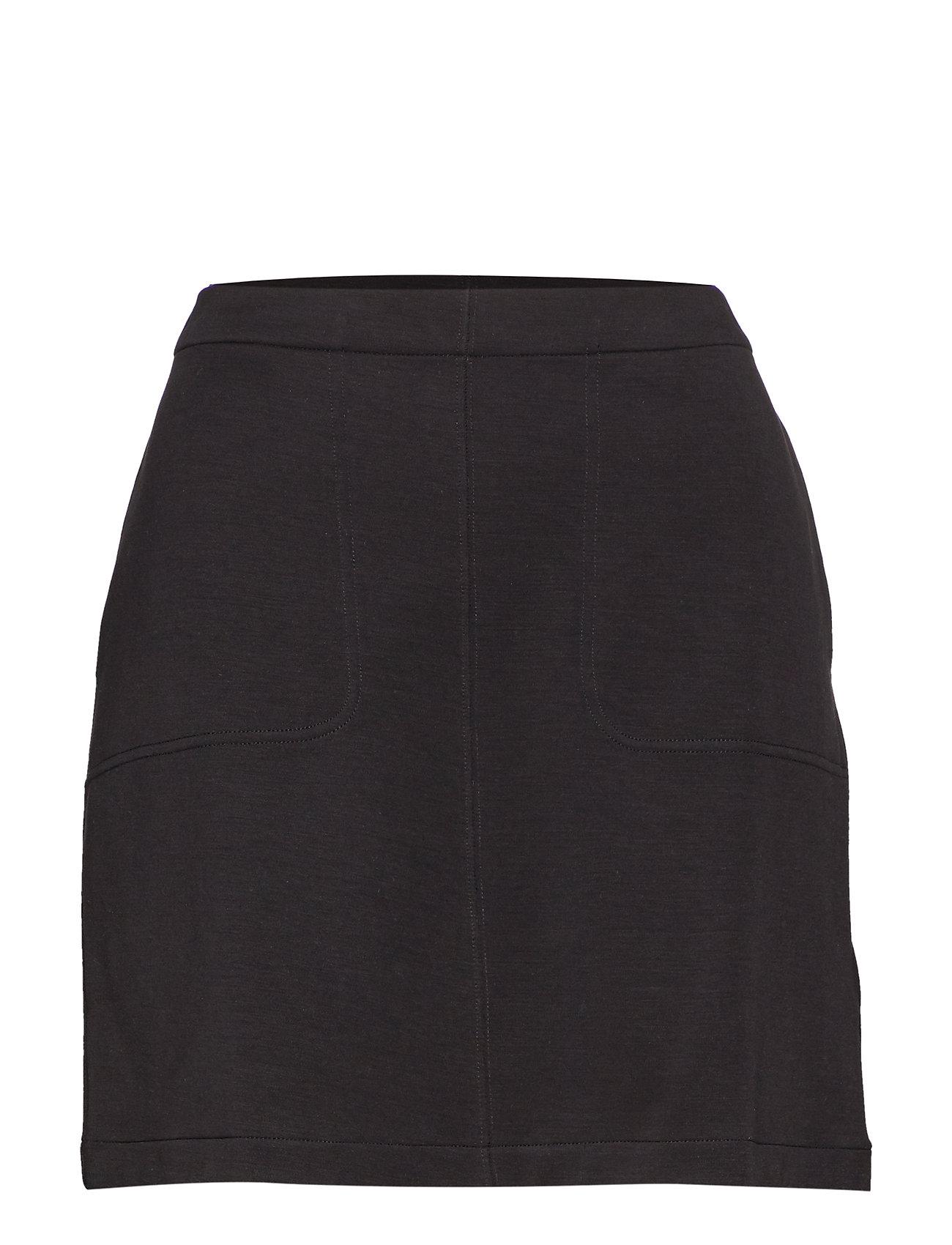 6970fe4e Double Face Pocket Skirt (Black) (585 kr) - Filippa K - | Boozt.com