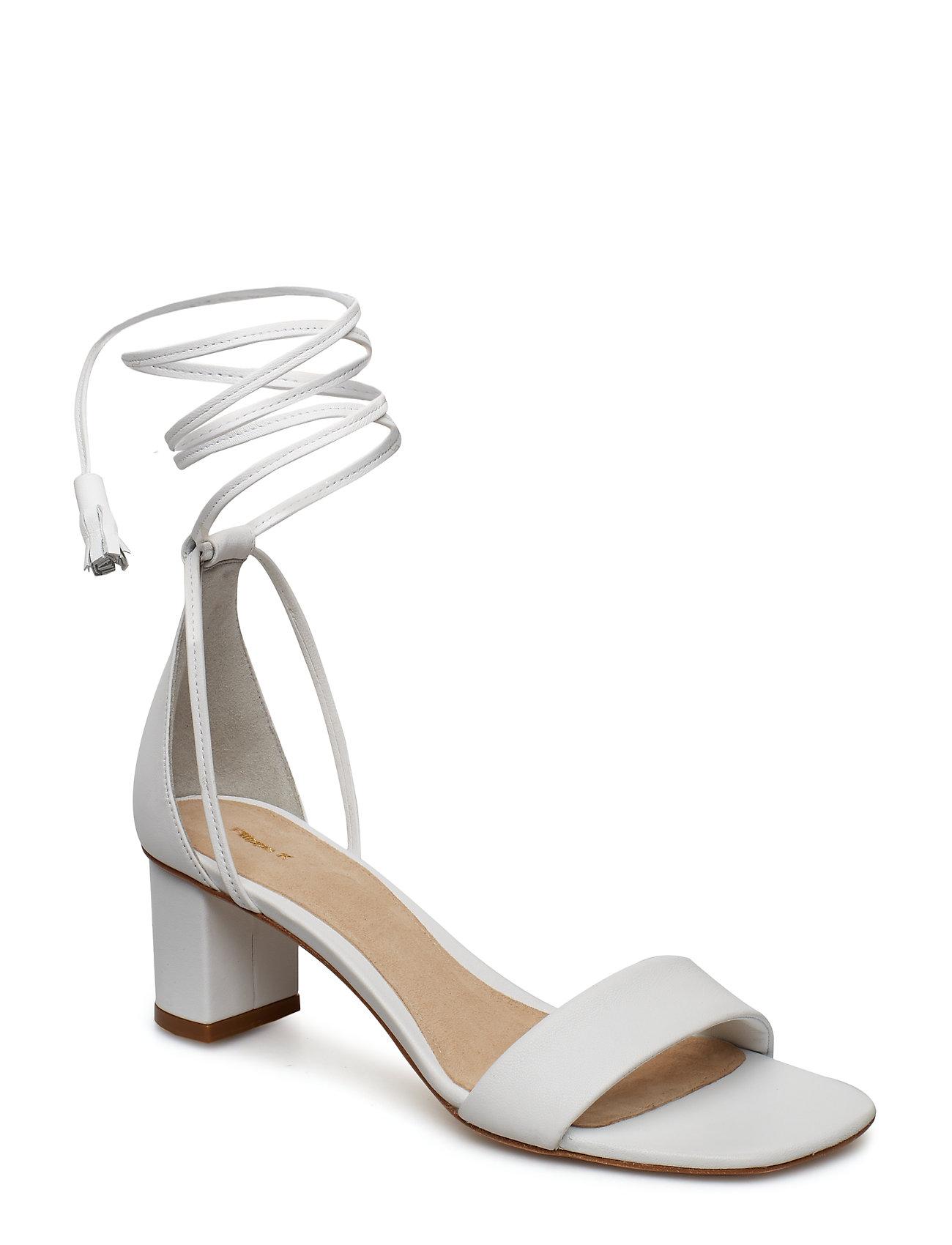 18770f6b697 Filippa K højhælede sandaler – Trinity Strappy Mid Sandal til dame i ...