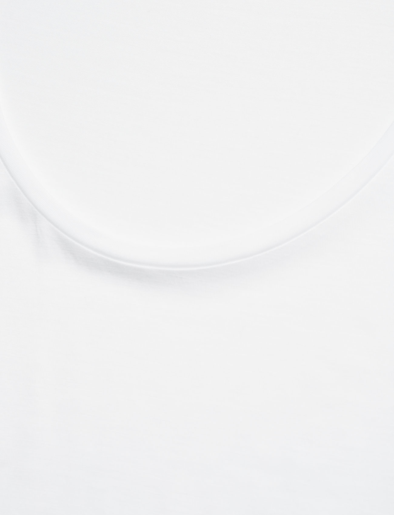 Filippa K - Tencel Scoop-neck Tee - t-shirts - white - 2