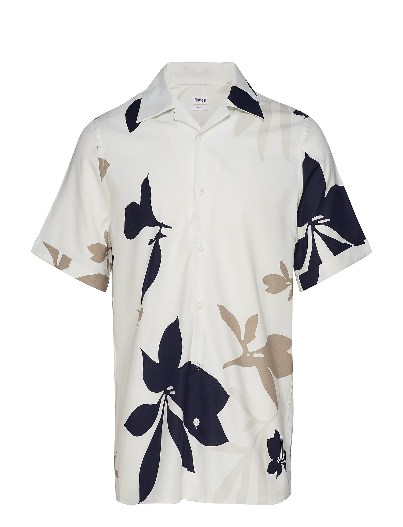 M. Don Sandhamn Print Shirt by Filippa K
