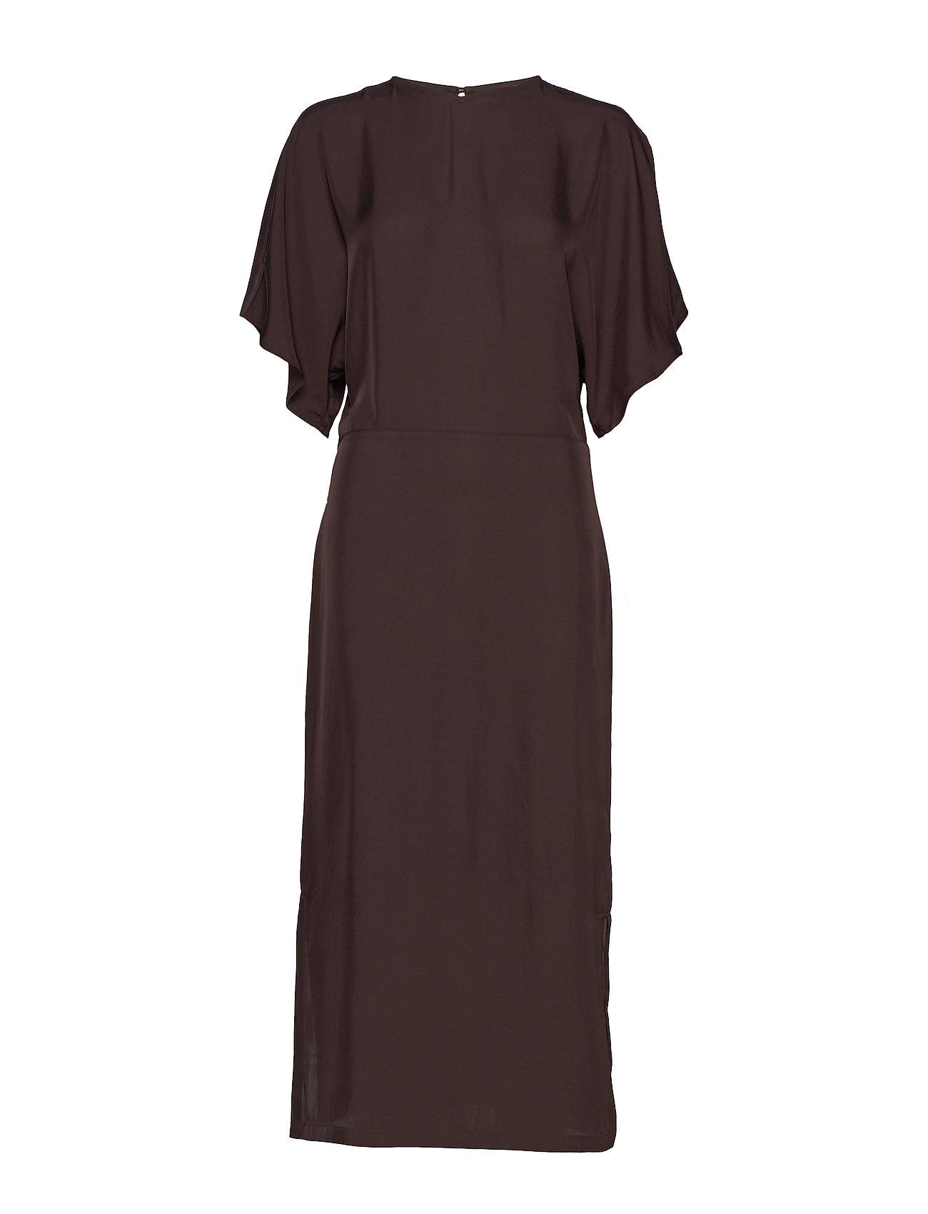 Filippa K Kimono Sleeve Dress - FONDANT