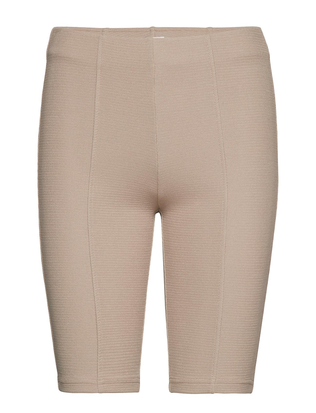Filippa K Jersey Short - LIGHT TAUP