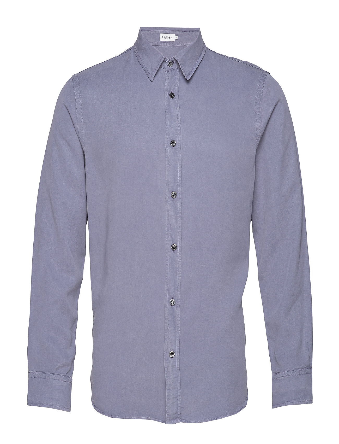 Filippa K M. Ben Tencel Shirt - BLUESTONE