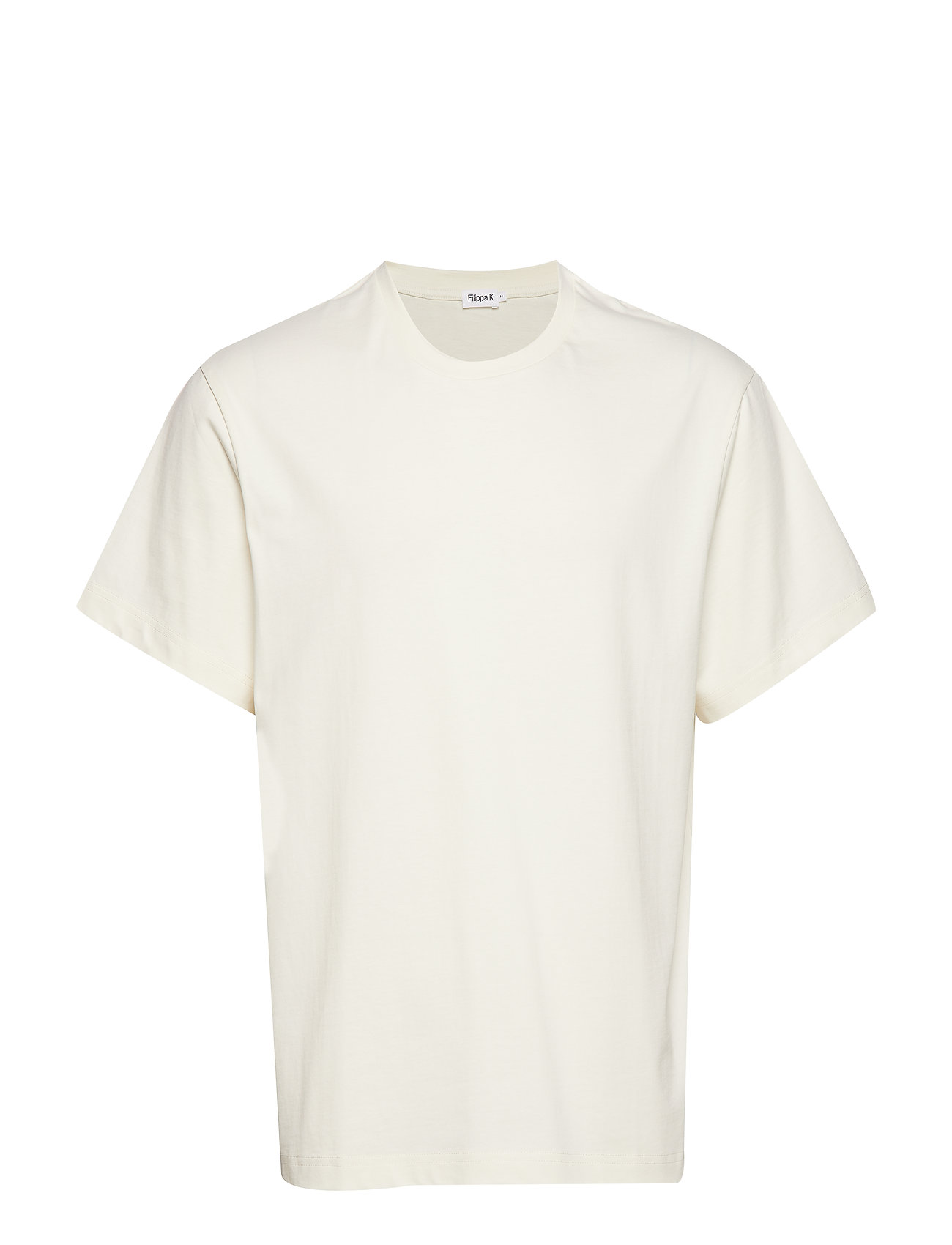 Filippa K M. Japanese Oversize Tee - OFF-WHITE